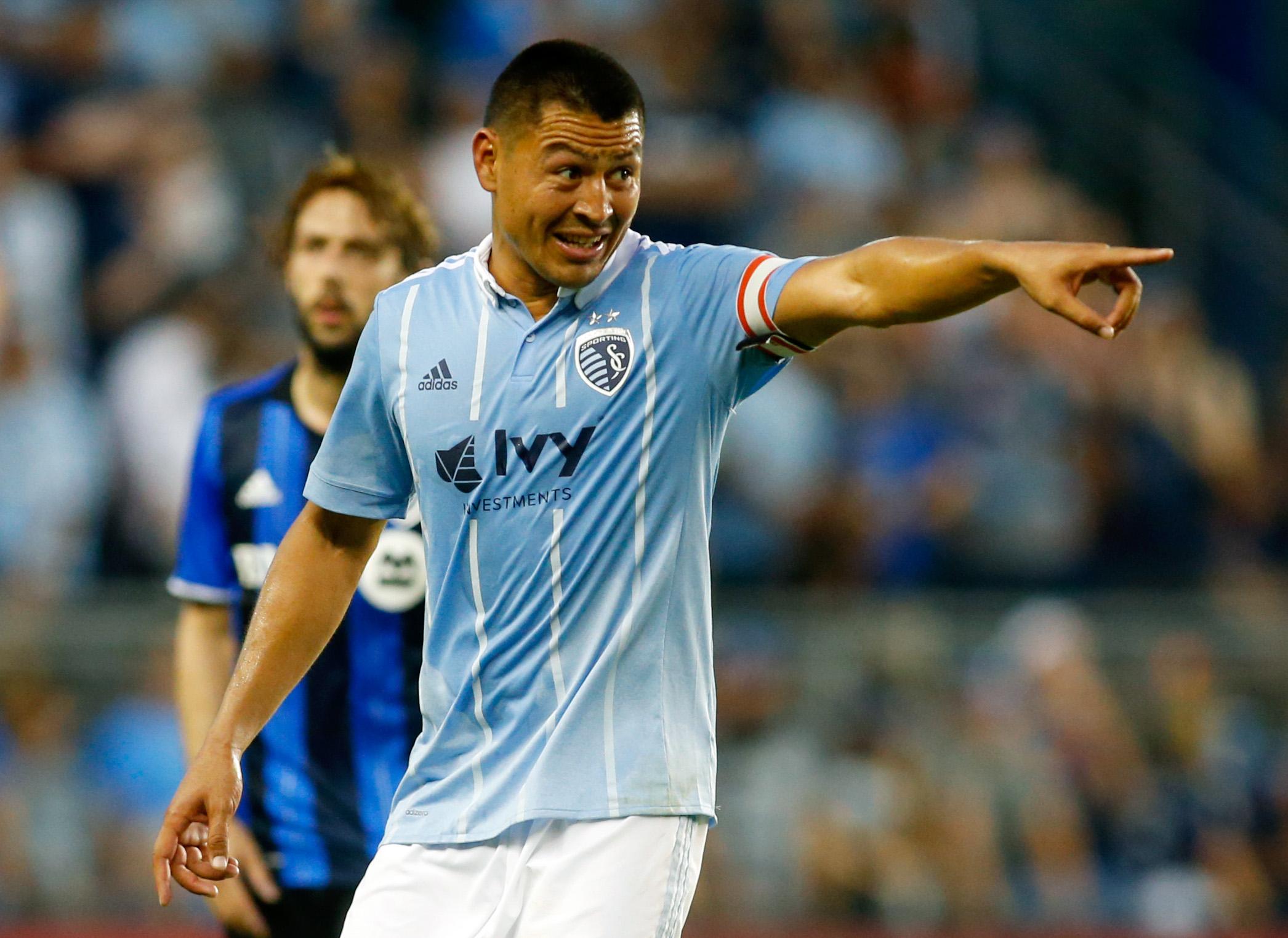 MLS: Montreal Impact at Sporting KC