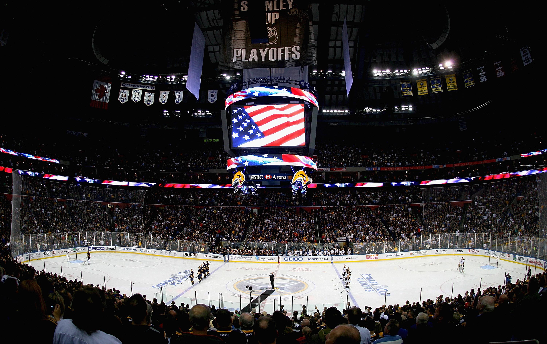 Boston Bruins v Buffalo Sabres - Game Two