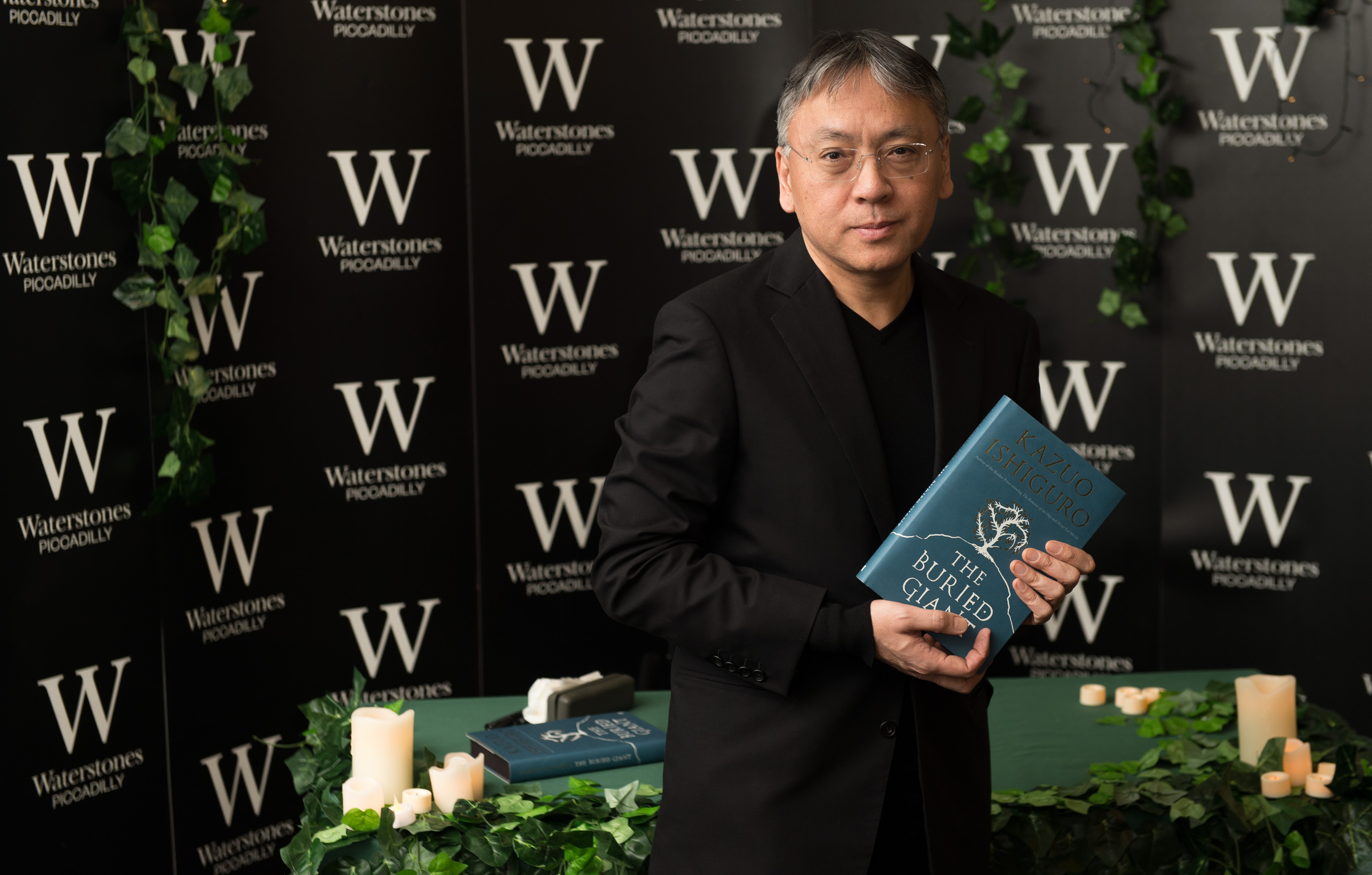 Kazuo Ishiguro just won the Nobel Prize. Here's a guide to his work.