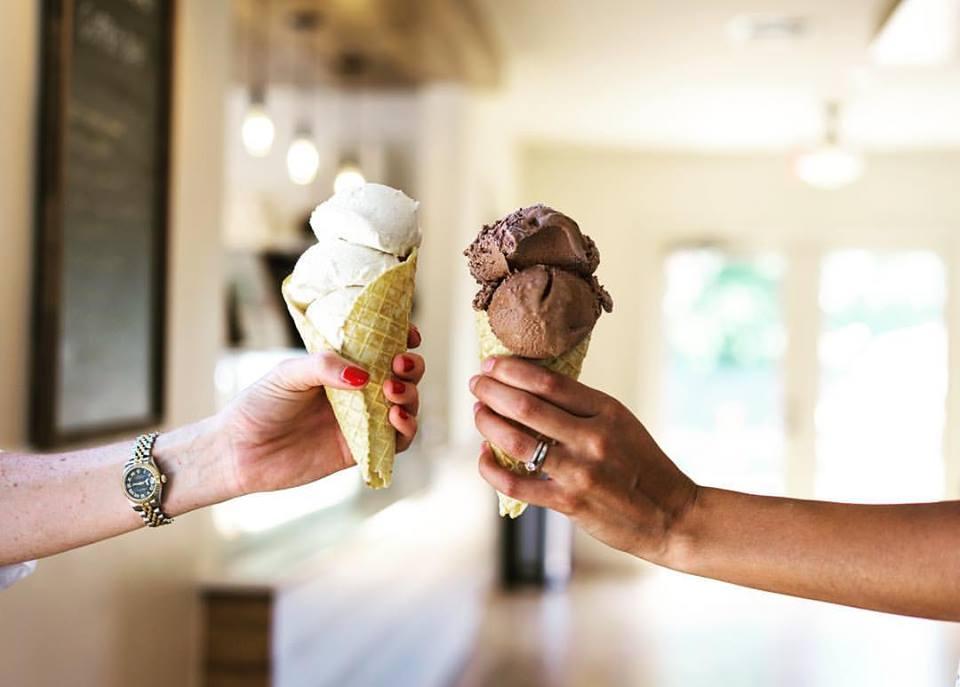 Tasty Spoon's gelato offerings