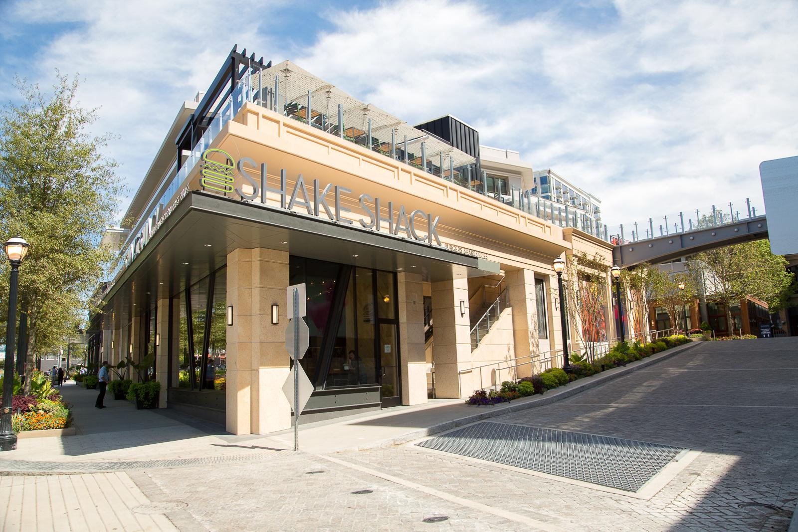 Shake Shack's Buckhead location.