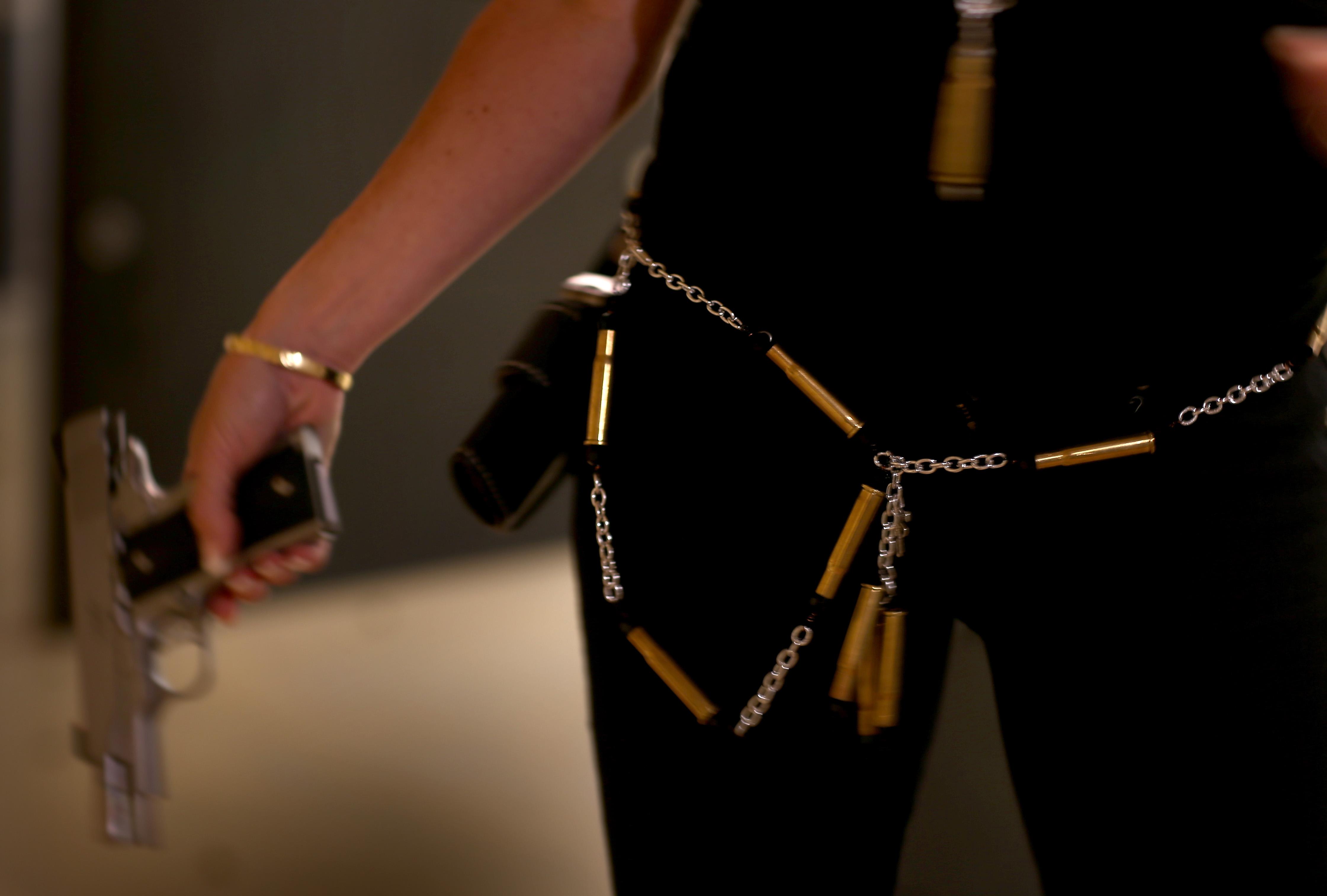 Florida Entrepreneur Creates Gun Fashion Line For Women