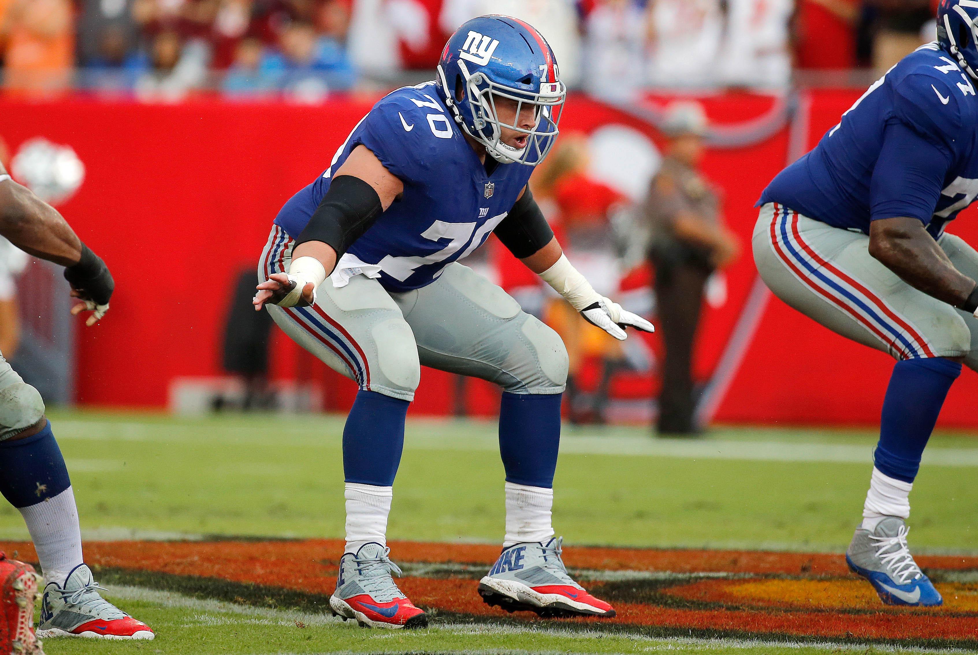 NFL: New York Giants at Tampa Bay Buccaneers