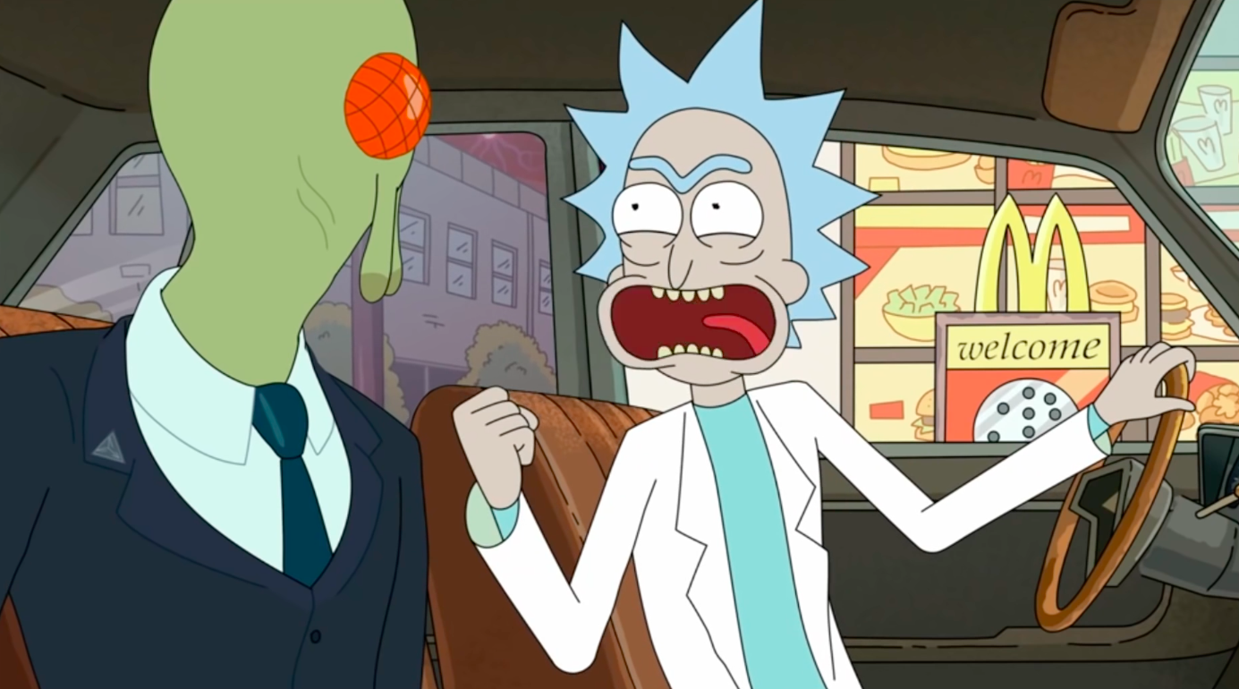 Where To Score Rick & Morty's Famous Szechuan Sauce In Houston