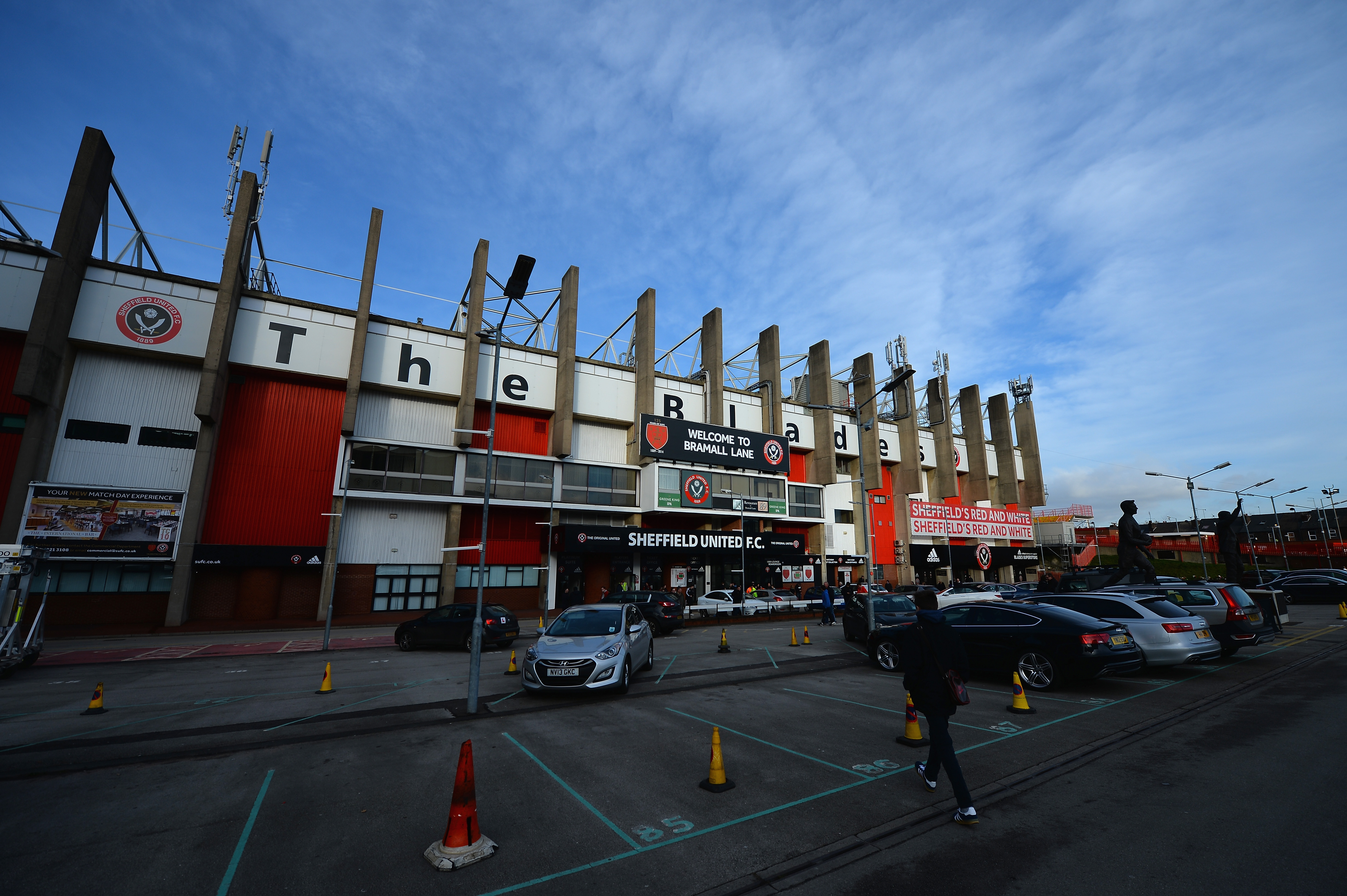 Sheffield United v Plymouth Argyle - FA Cup Second Round