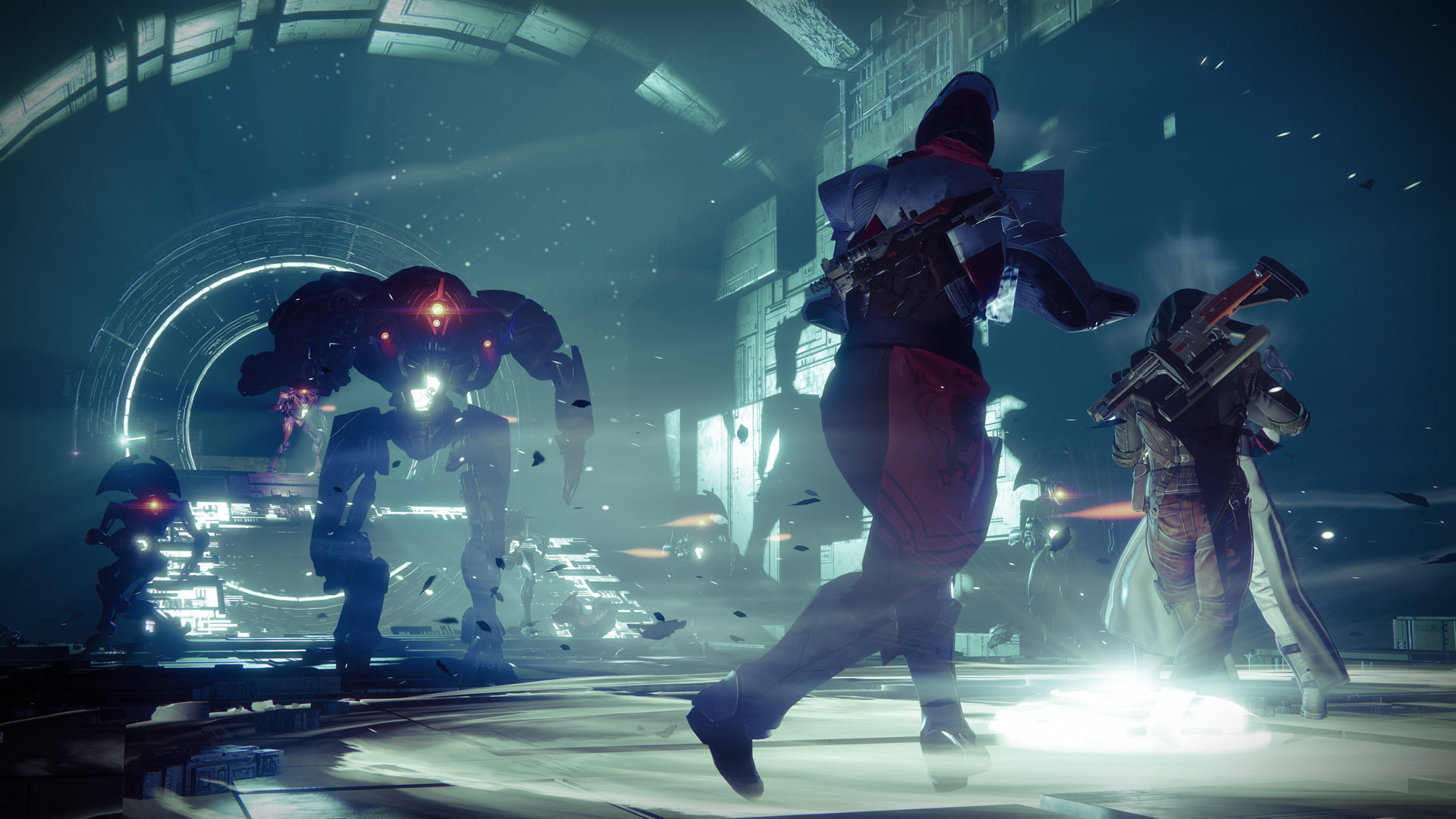 The future of Destiny 2 may be found in Warframe