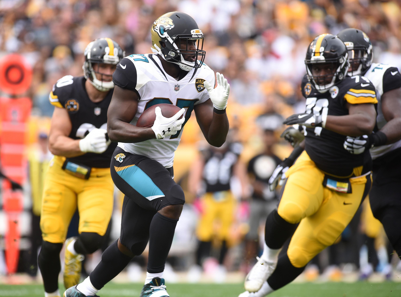 NFL: Jacksonville Jaguars at Pittsburgh Steelers