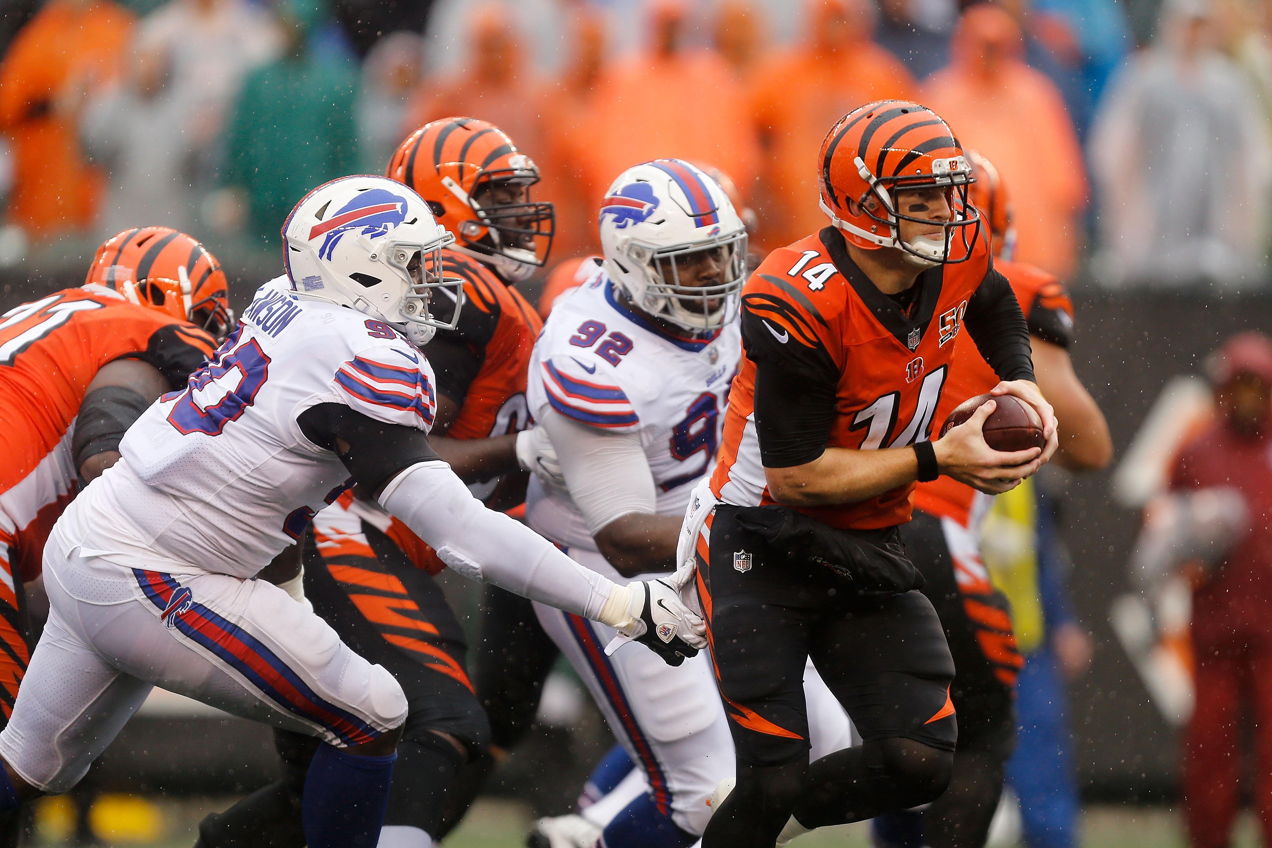 Buffalo Bills v Cincinnati Bengals