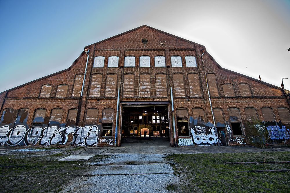 Pullman Yard Transformation Delayed As City Aims For Historic Status