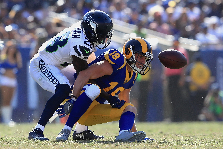 Seattle Seahawks vLos Angeles Ram