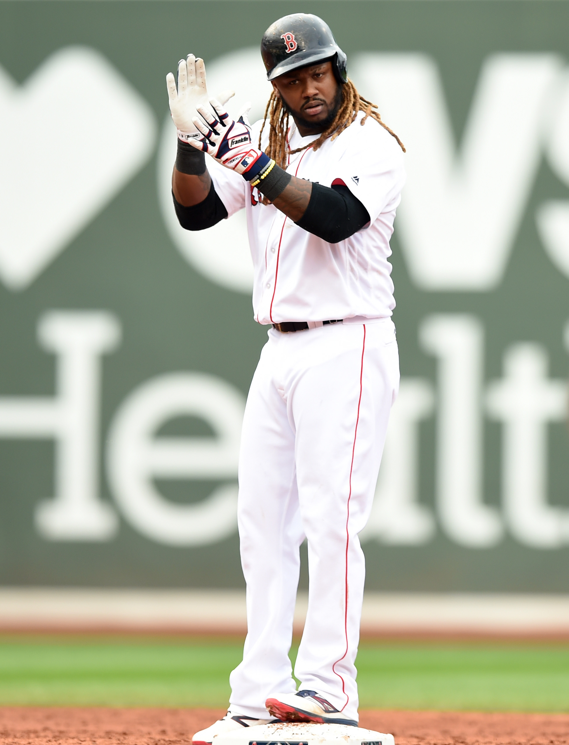 MLB: ALDS-Houston Astros at Boston Red Sox