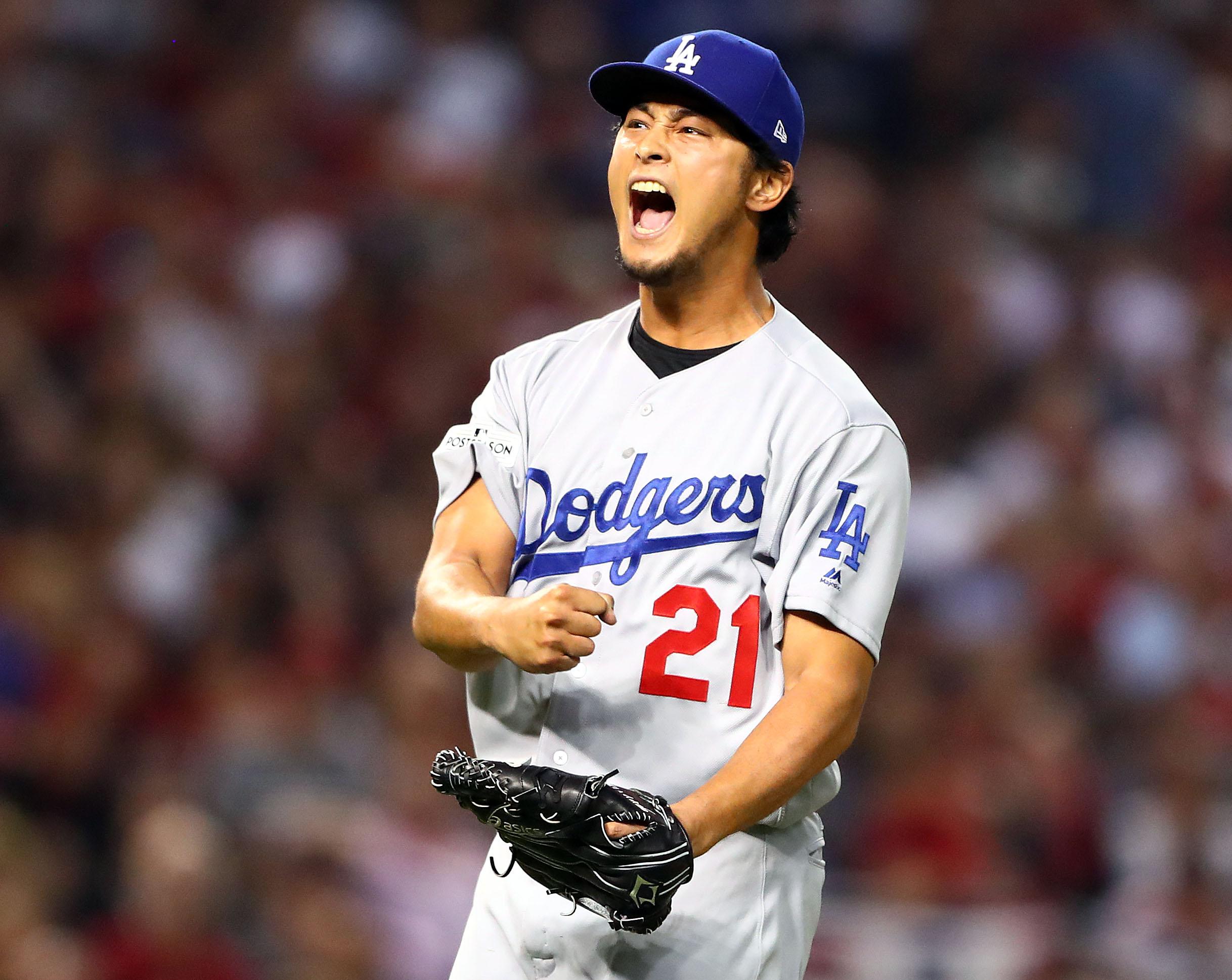 MLB: NLDS-Los Angeles Dodgers at Arizona Diamondbacks