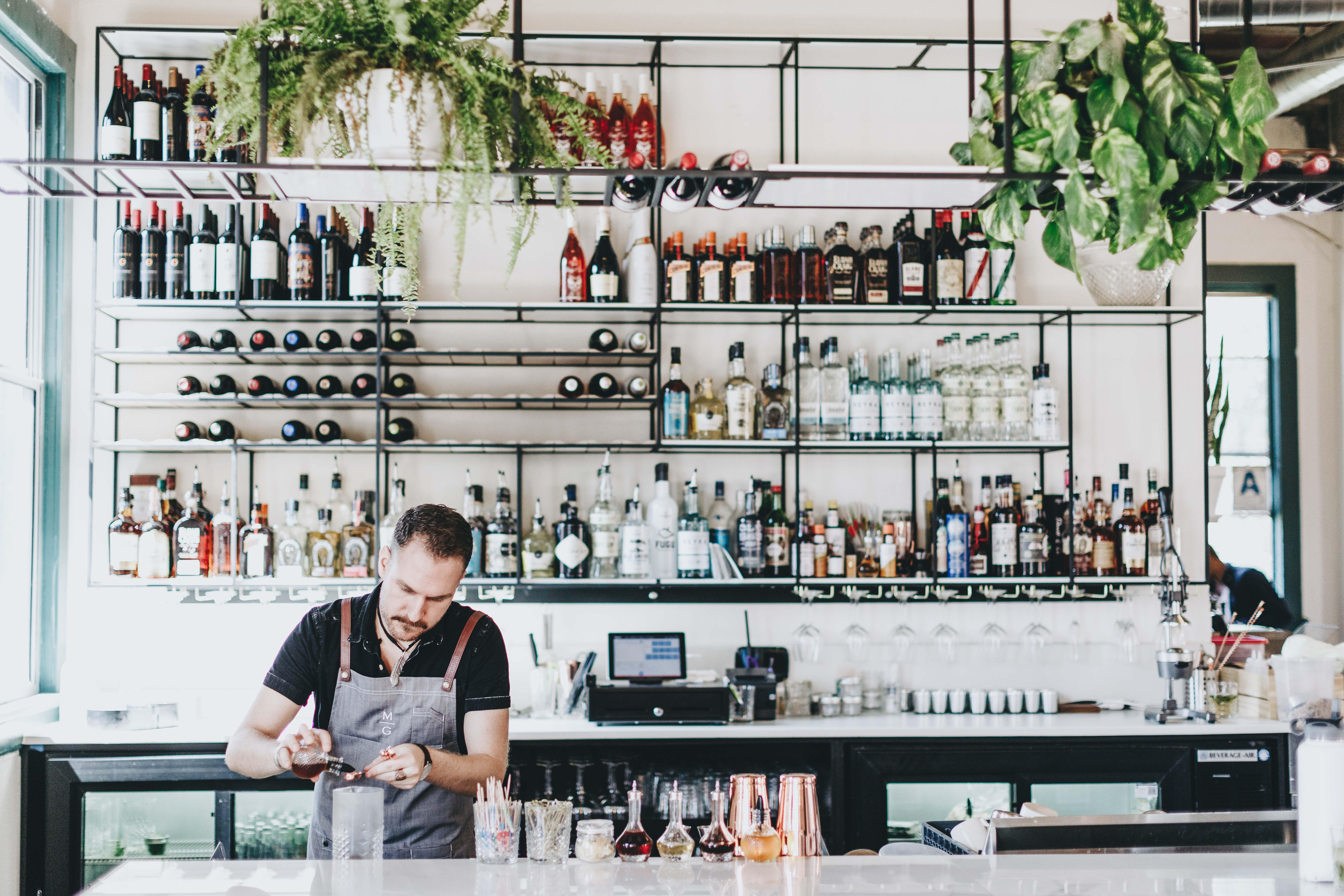 The Bar Debuts in Liberty Station