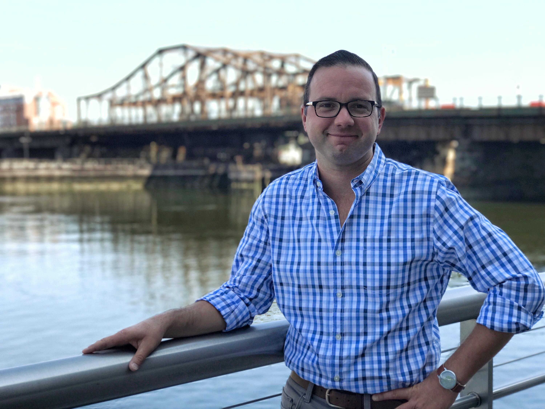 Tom Schlesinger-Guidelli at Lovejoy Wharf