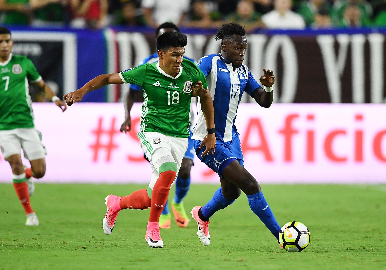Mexico v Honduras: Quarterfinal - 2017 CONCACAF Gold Cup