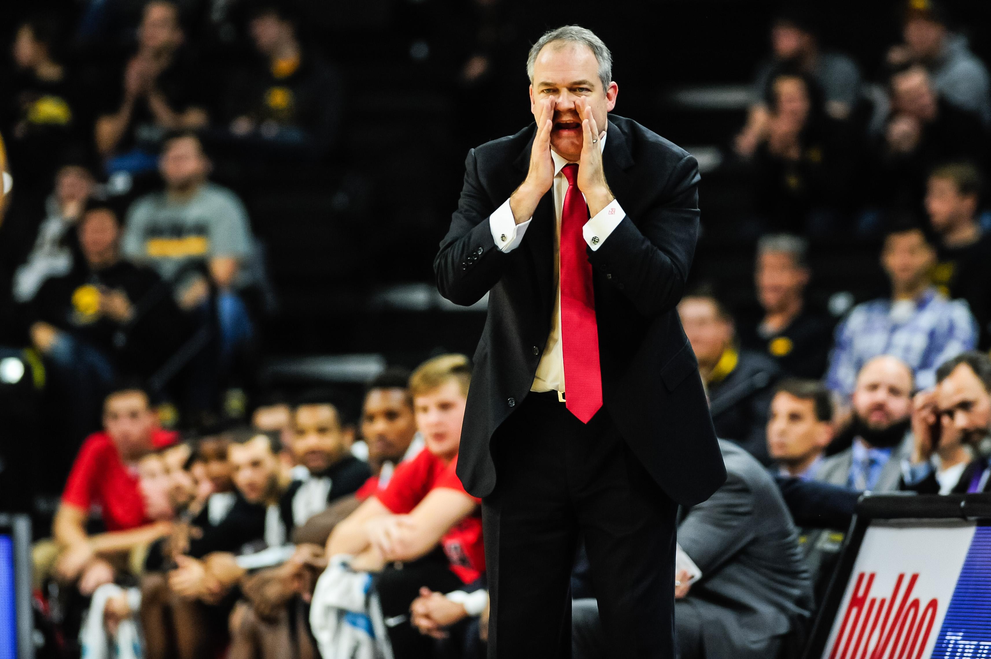 NCAA Basketball: Rutgers at Iowa