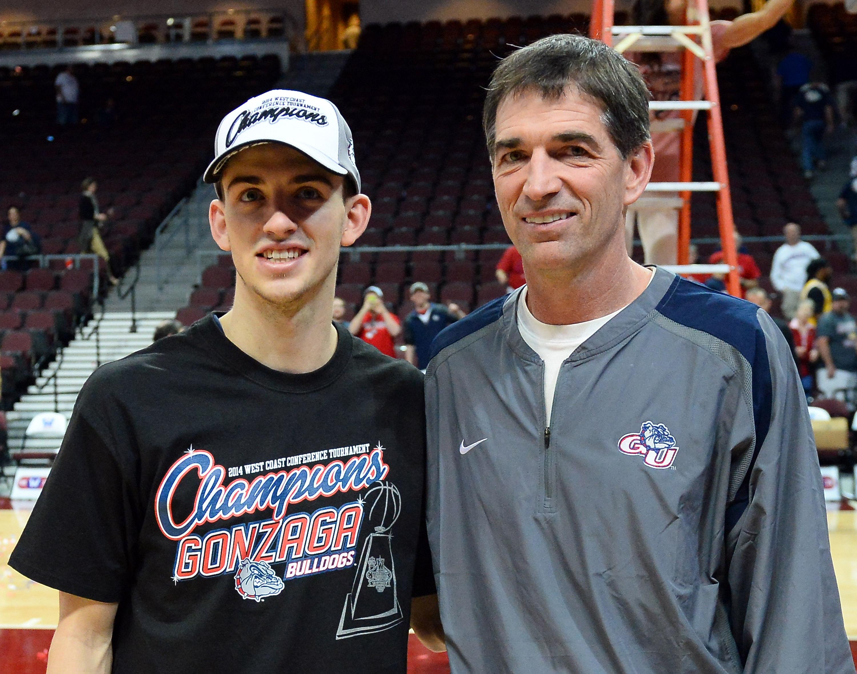 WCC Basketball Tournament - Championship - Brigham Young v Gonzaga