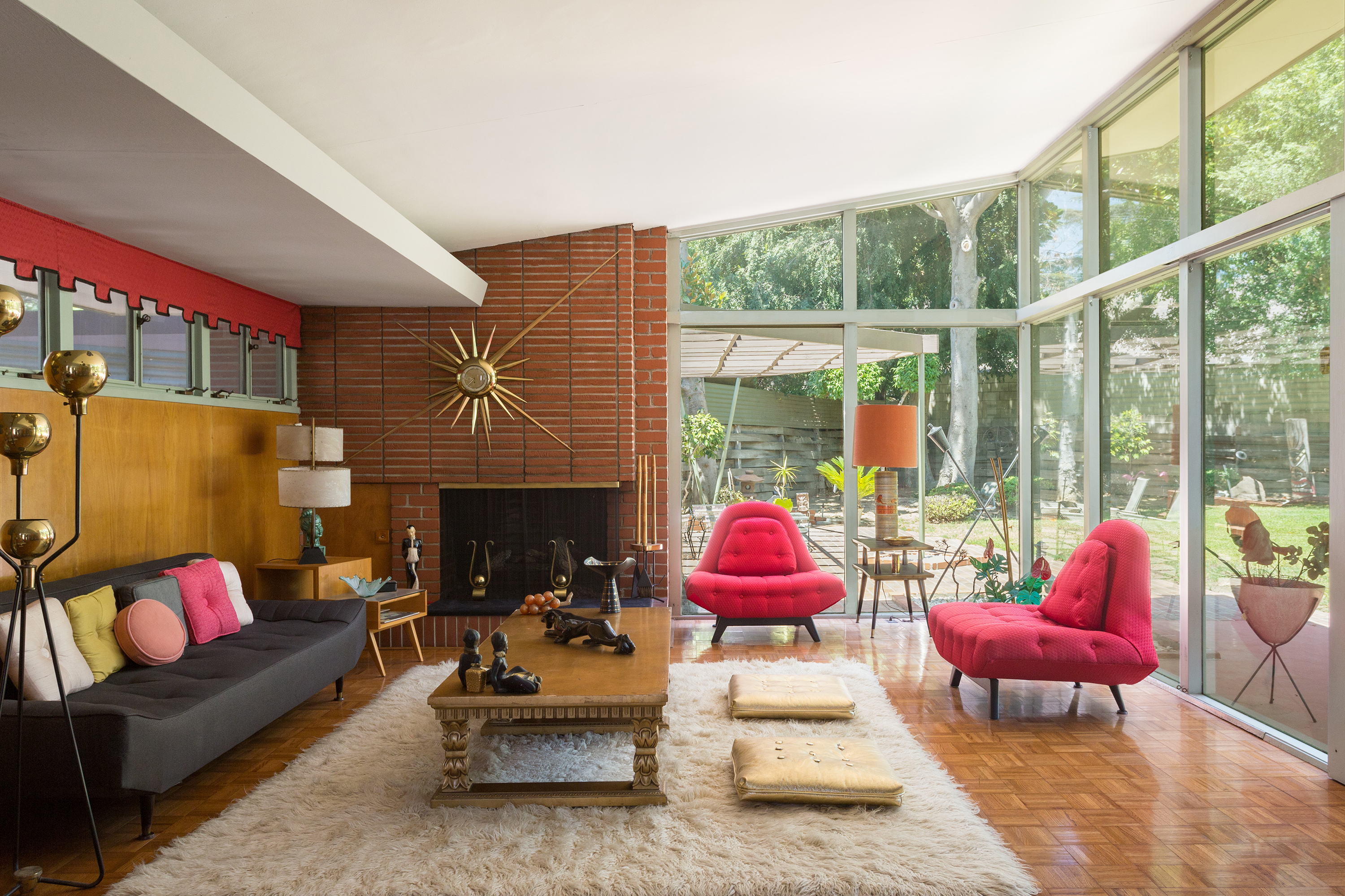 Midcentury modern in inland empire is a total heartthrob for 1 1m