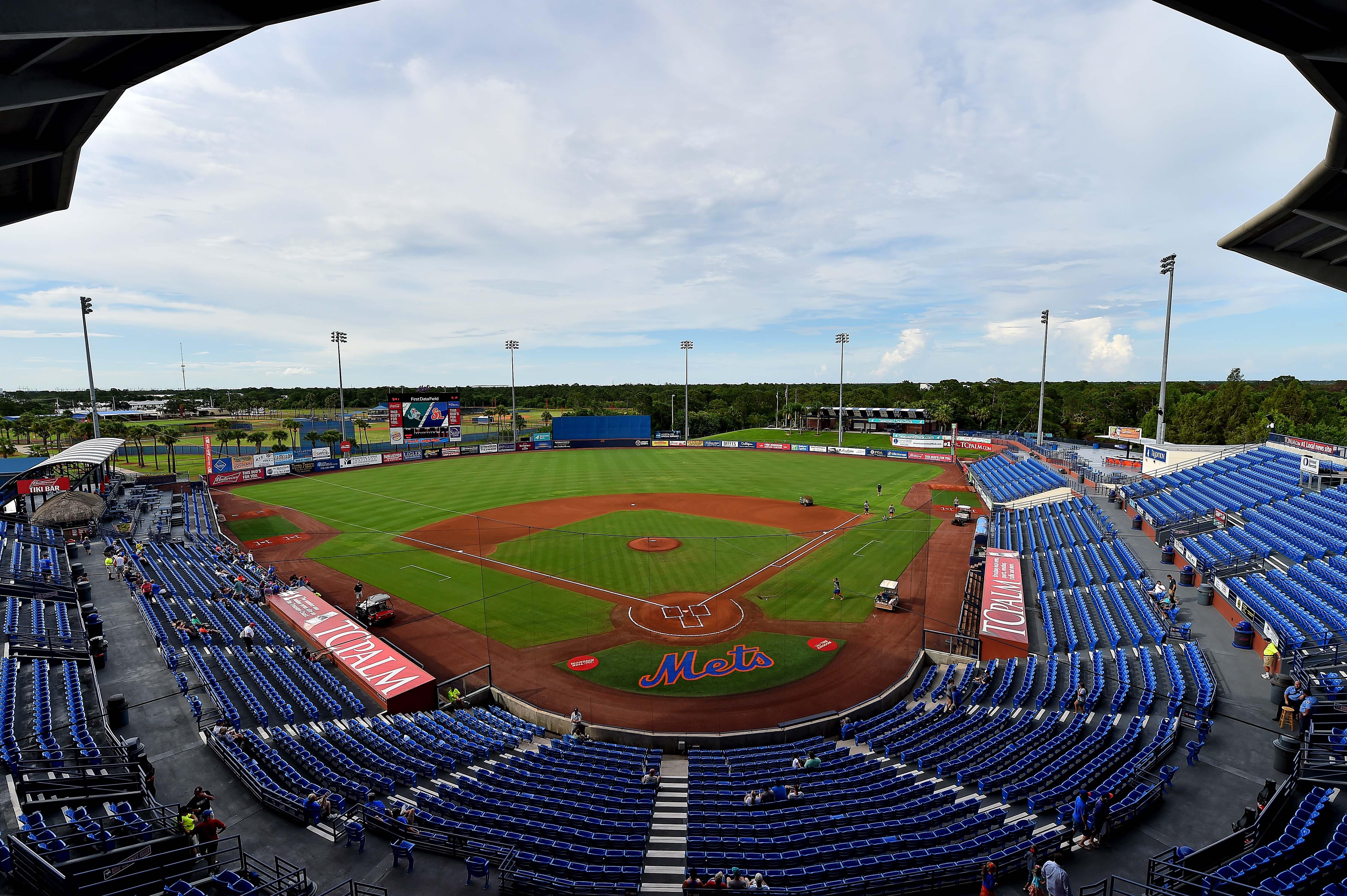 Minor League Baseball: Jupiter Hammerheads at Port St. Lucie Mets