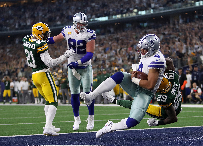 Green Bay Packers v Dallas Cowboys