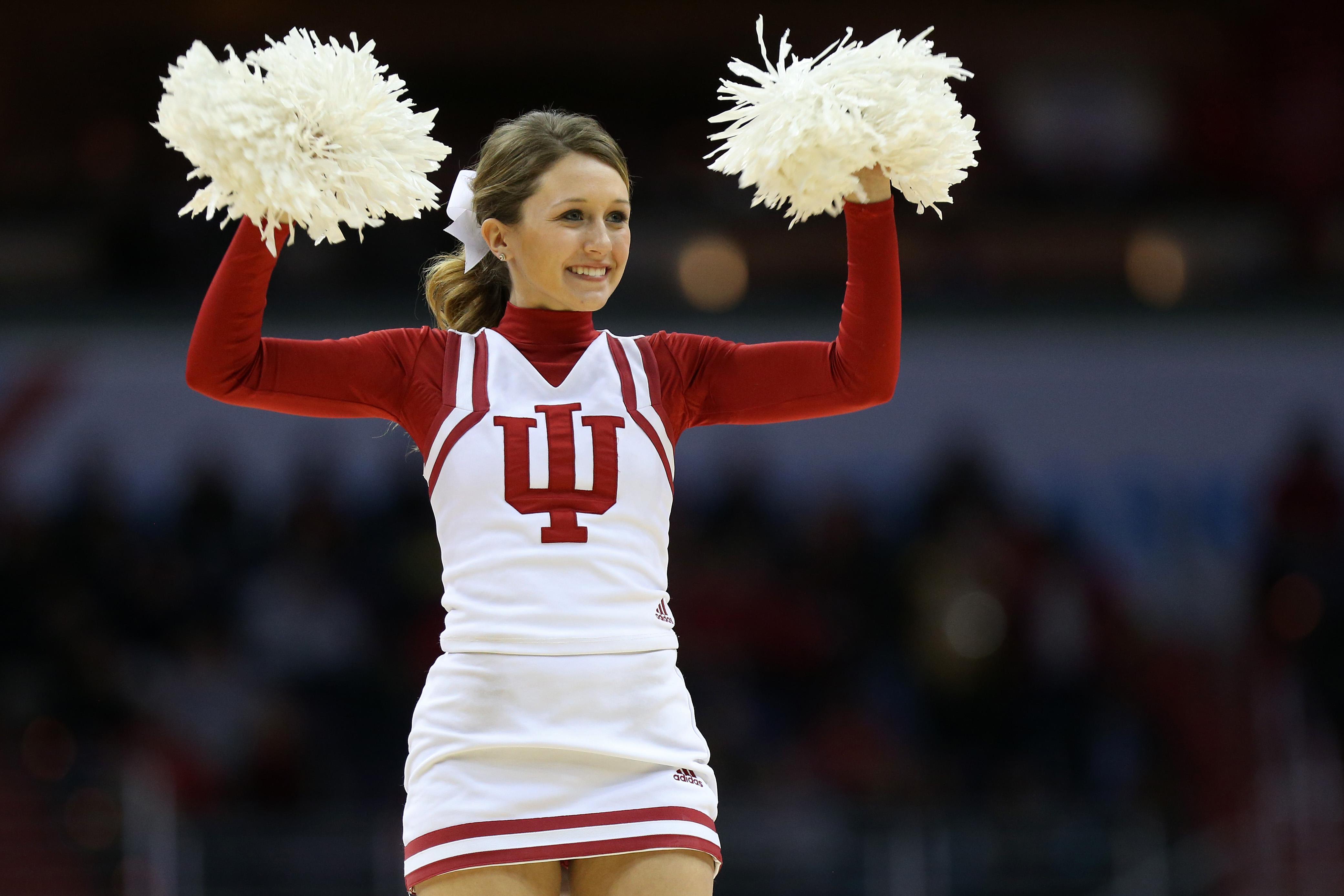 NCAA Basketball: Big Ten Conference Tournament-Indiana vs Wisconsin