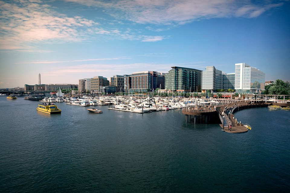 Where to Eat During the Wharf's Grand Opening