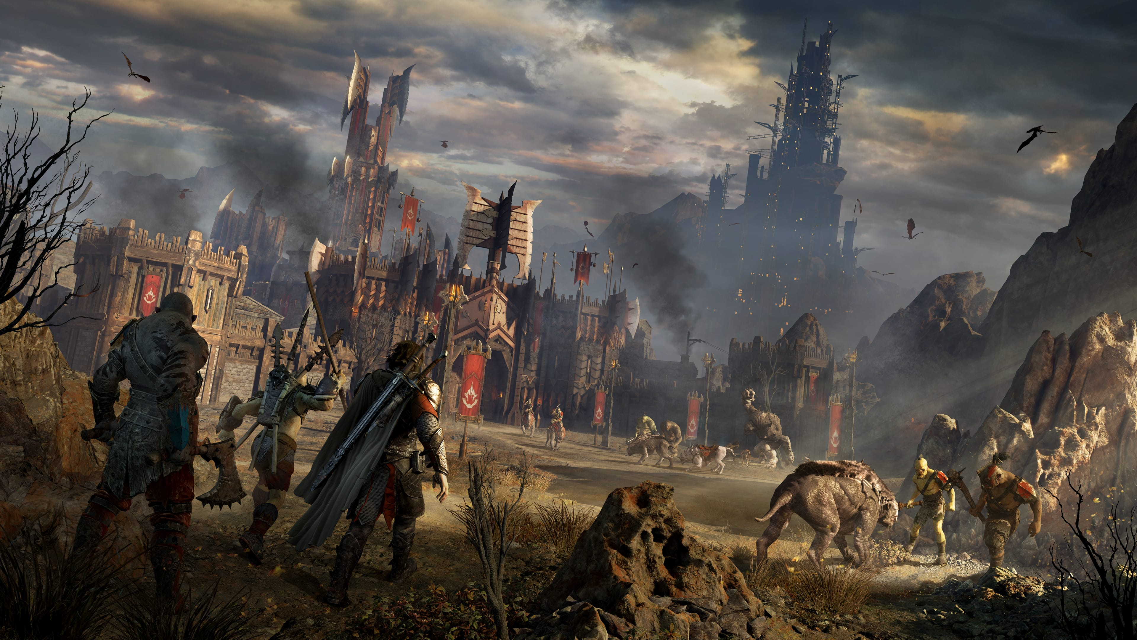 Middle-earth: Shadow of War is so big that it's overwhelming