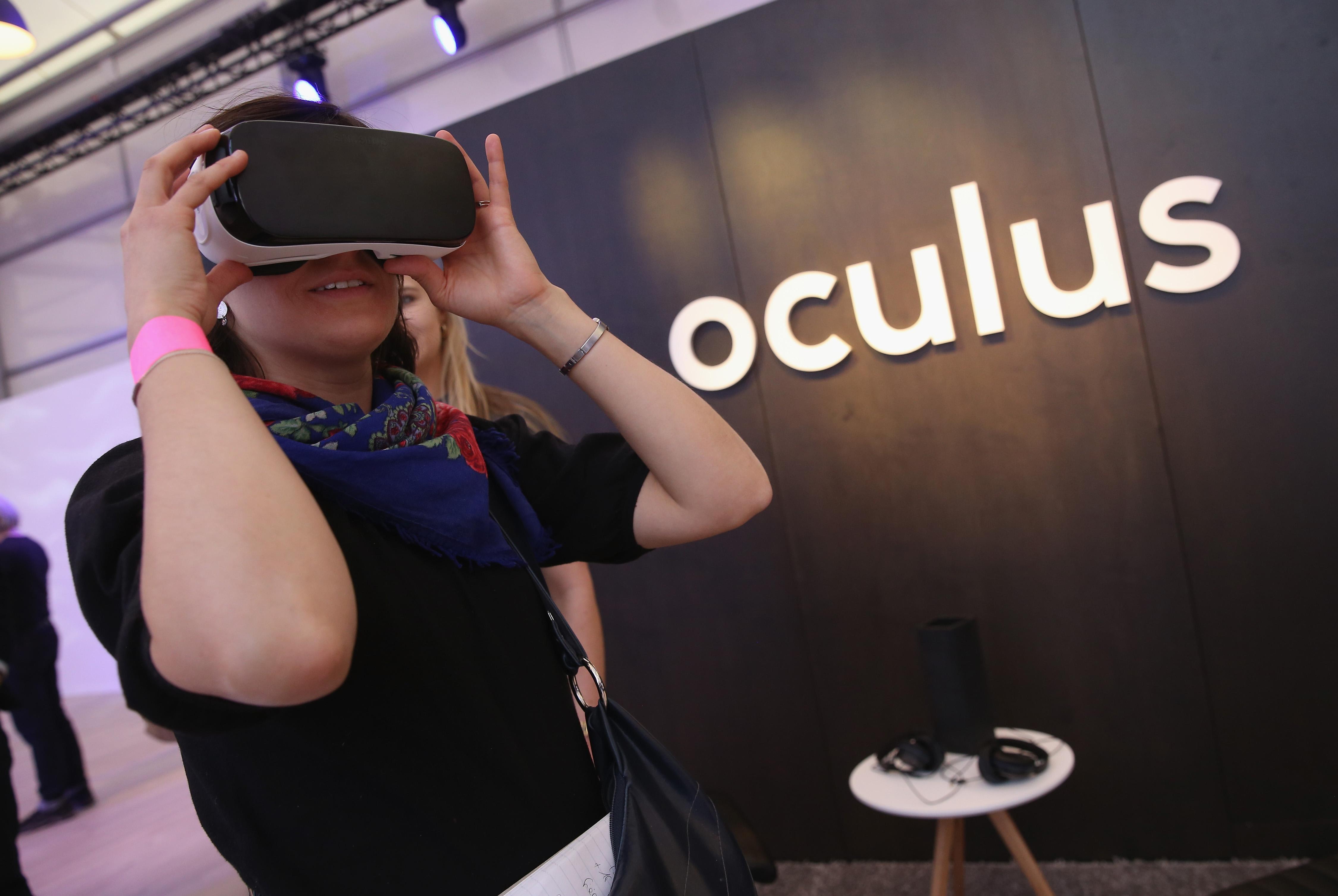 Facebook Exhibits Technologies At Innovation Hub