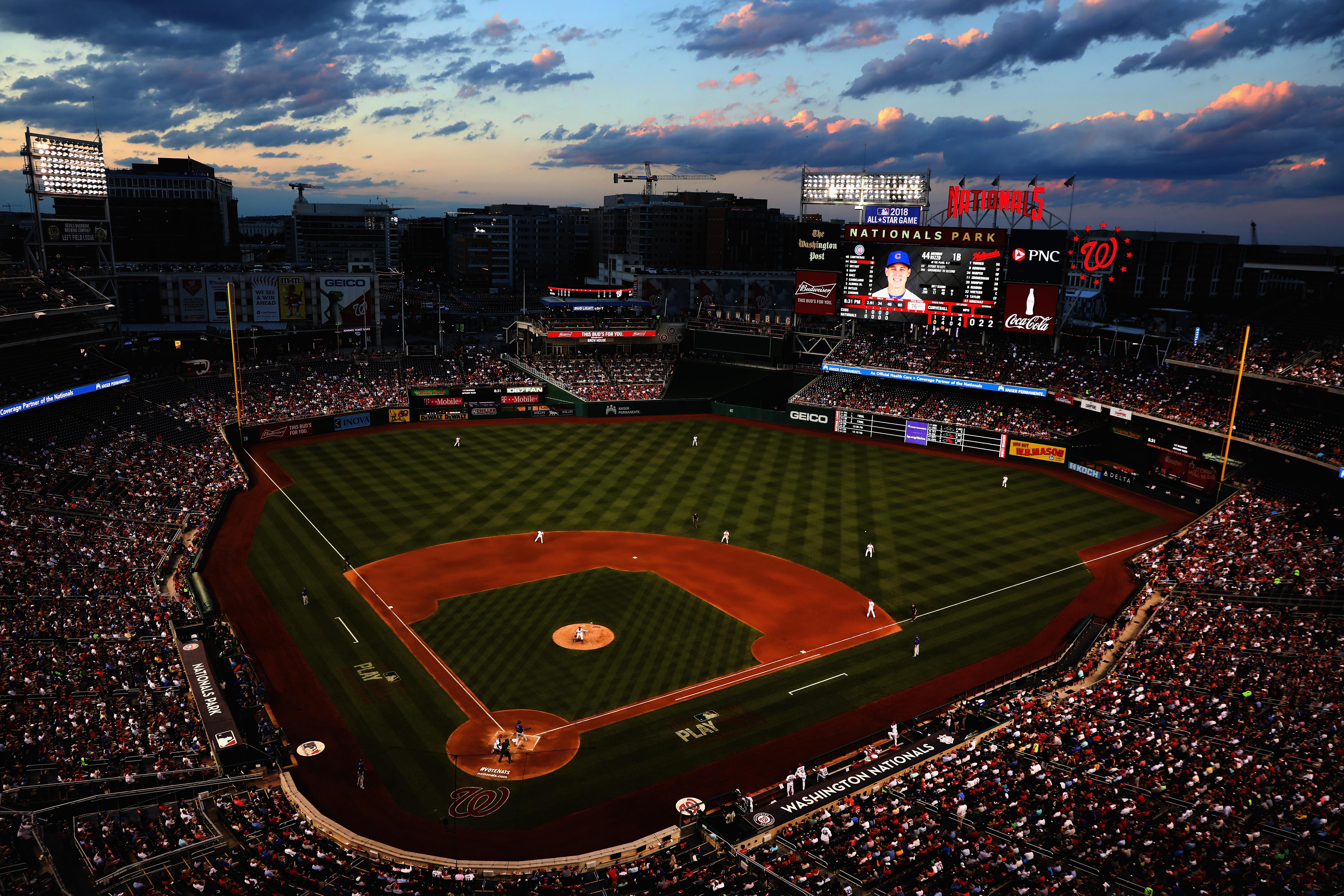 Chicago Cubs v Washington Nationals