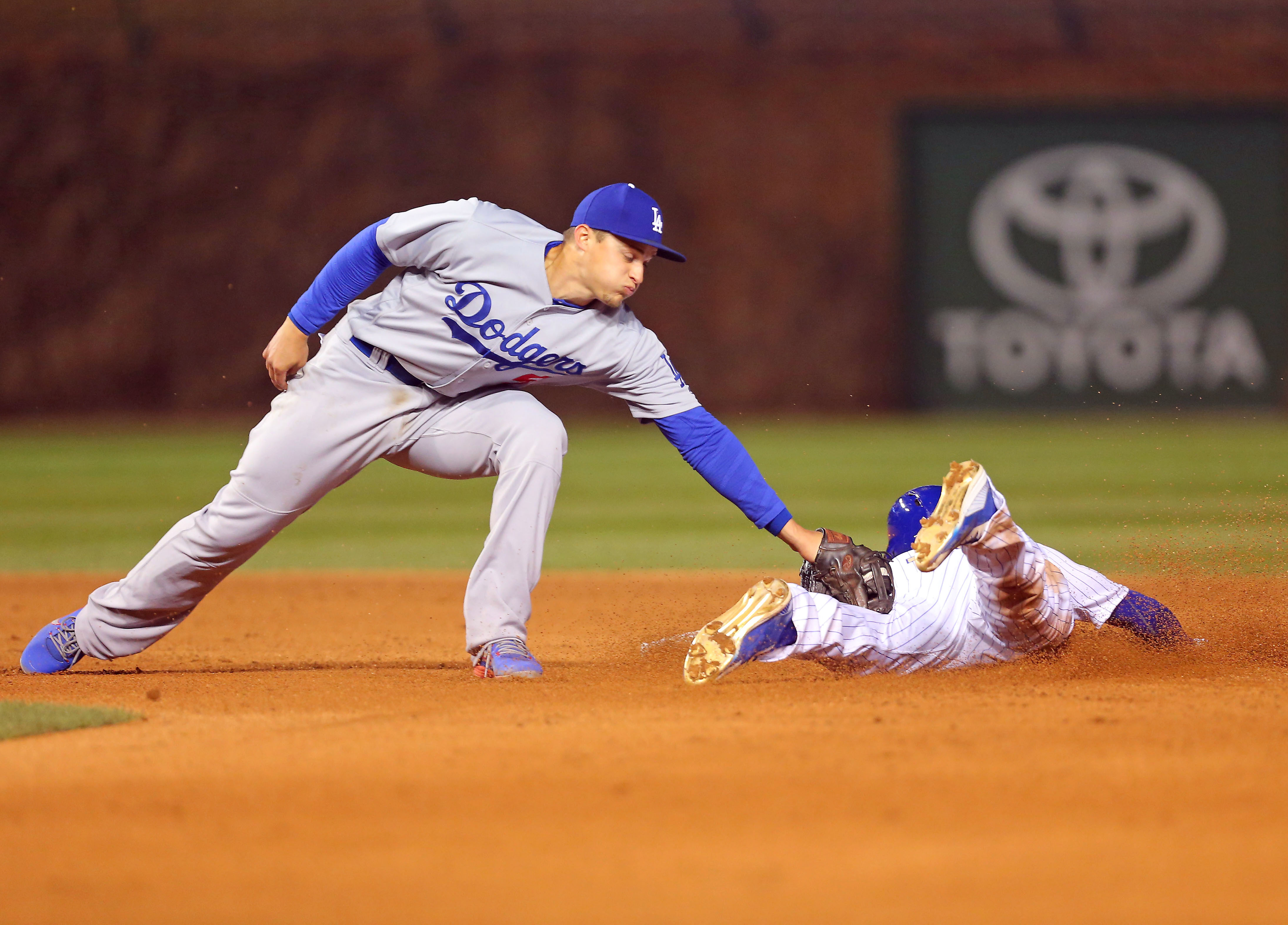 MLB: Los Angeles Dodgers at Chicago Cubs