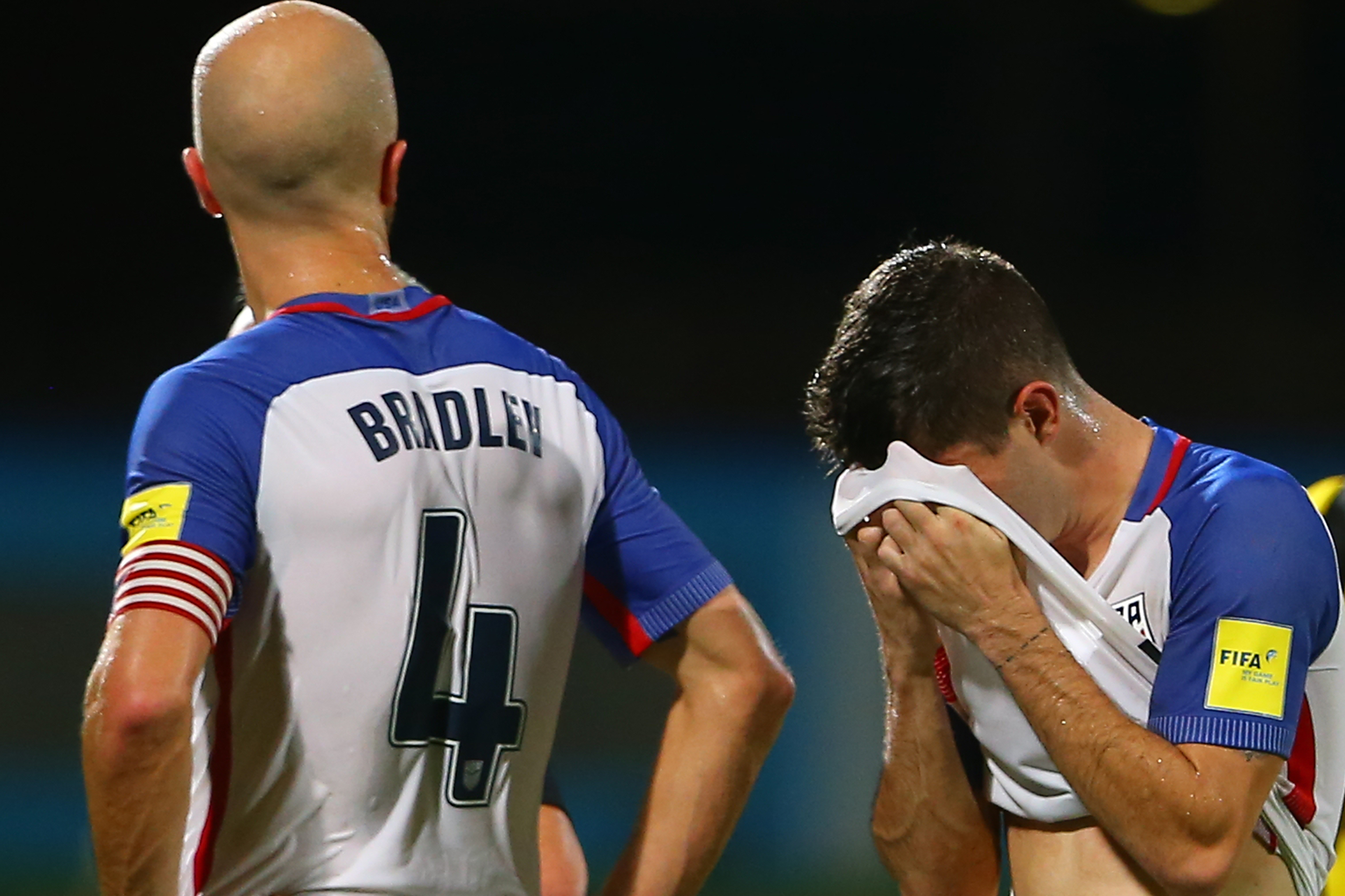 ba5600343b6 How to cope with the USMNT missing the World Cup