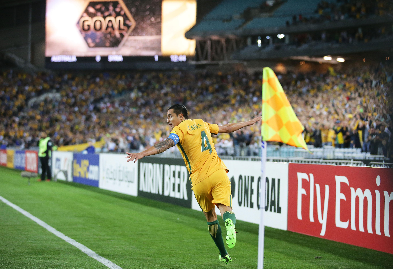 Australia v Syria - 2018 FIFA World Cup Asian Playoff: Leg 2