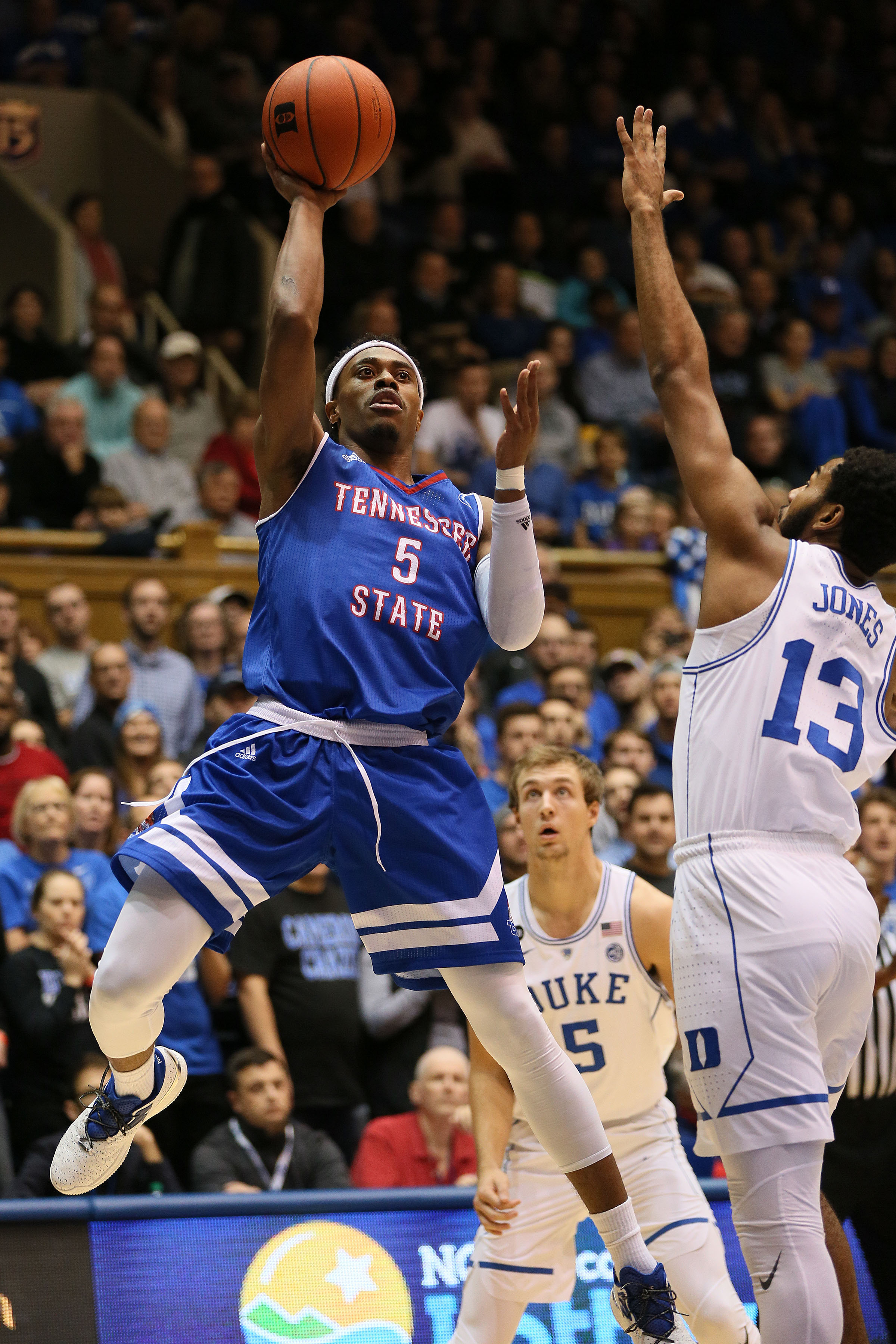NCAA Basketball: Tennessee State at Duke