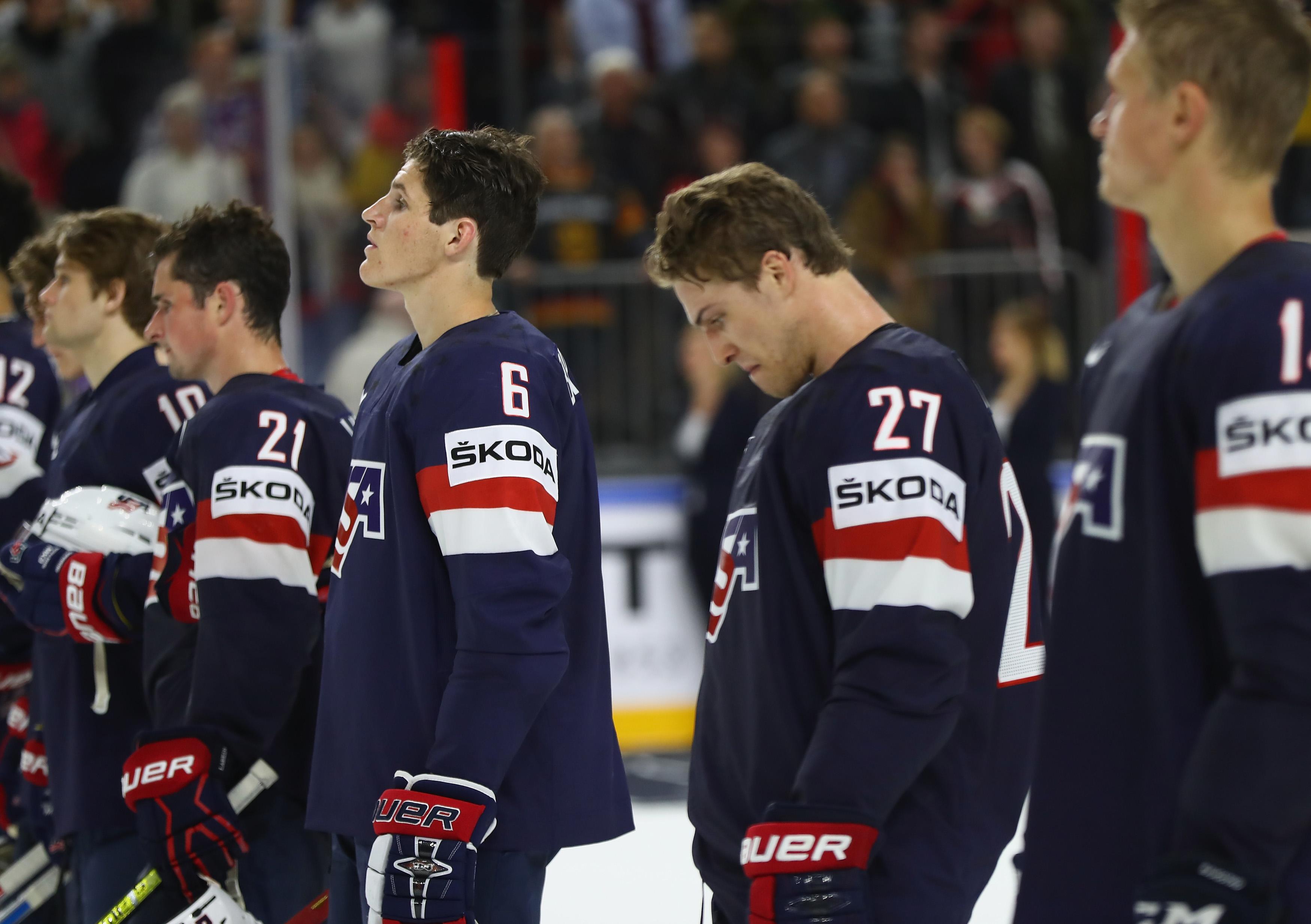 USA v Germany - 2017 IIHF Ice Hockey World Championship