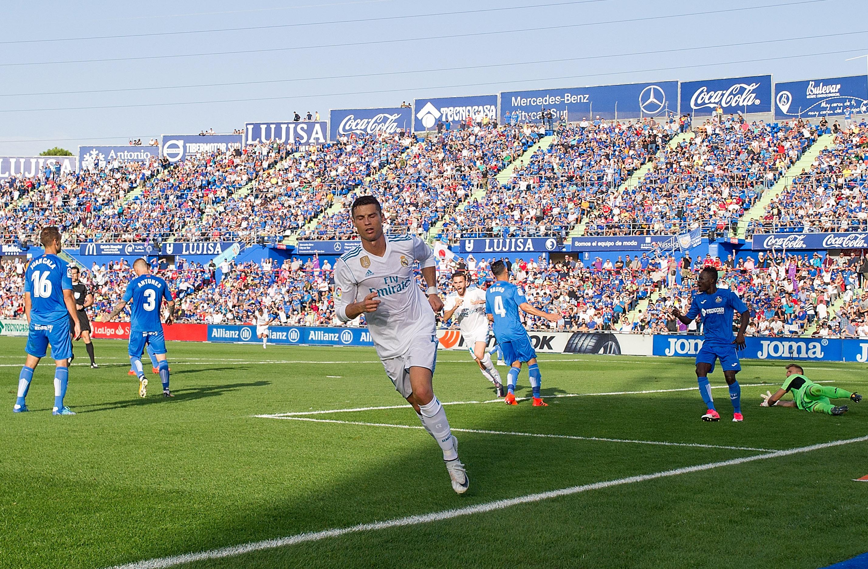 Getafe Real Madrid 0 3: Managing Madrid, A Real Madrid Community