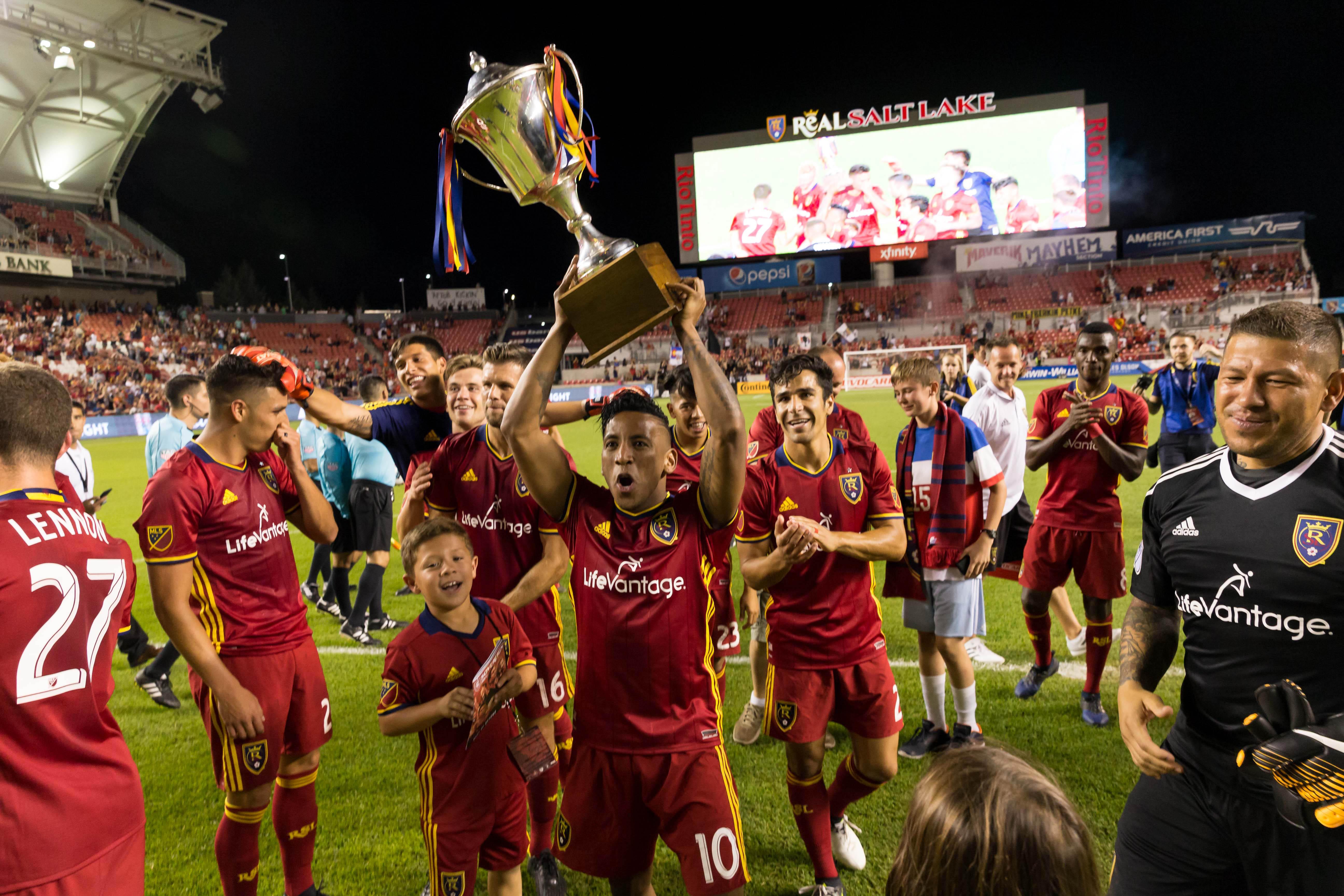 MLS: Colorado Rapids at Real Salt Lake