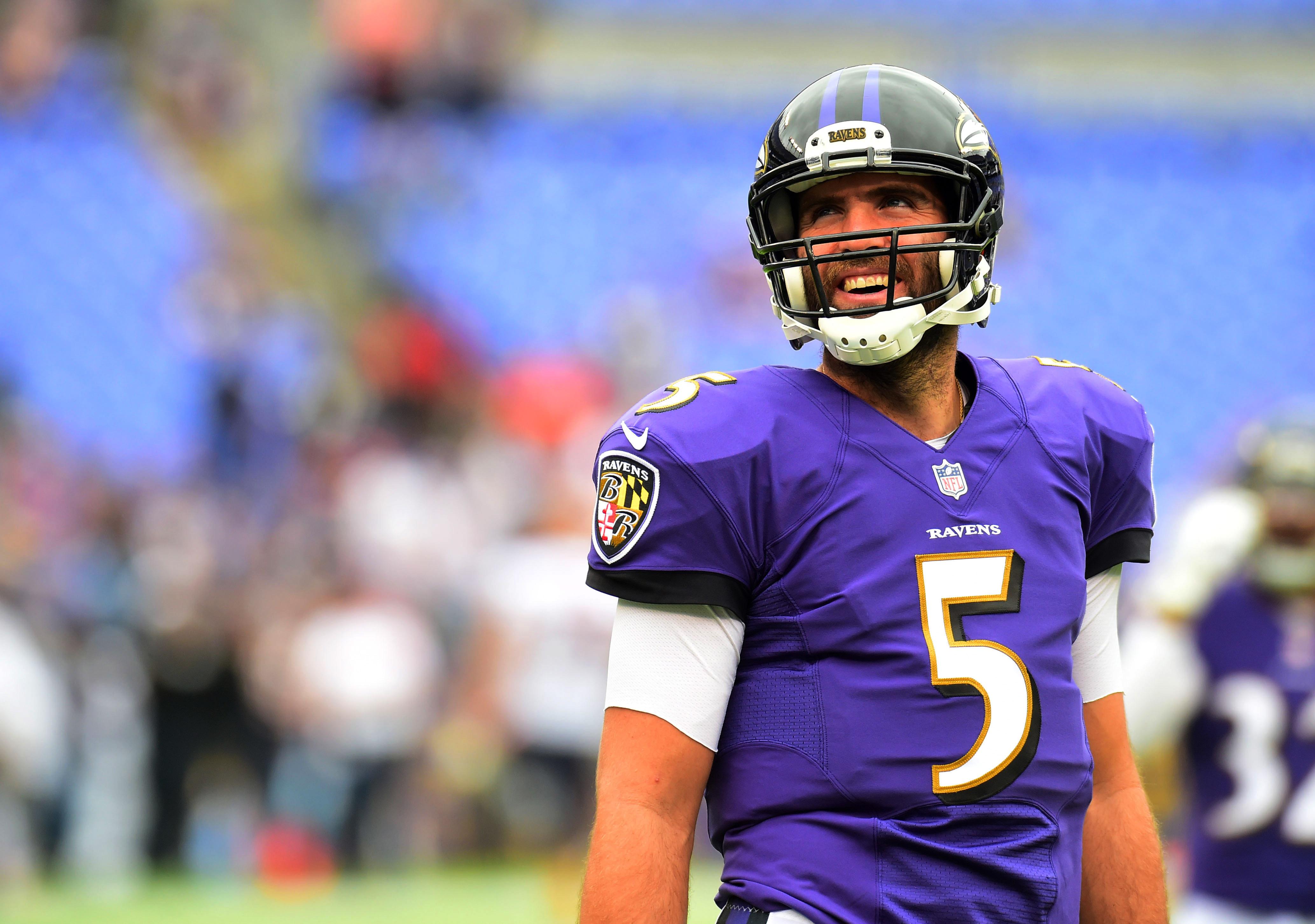 NFL: Chicago Bears at Baltimore Ravens