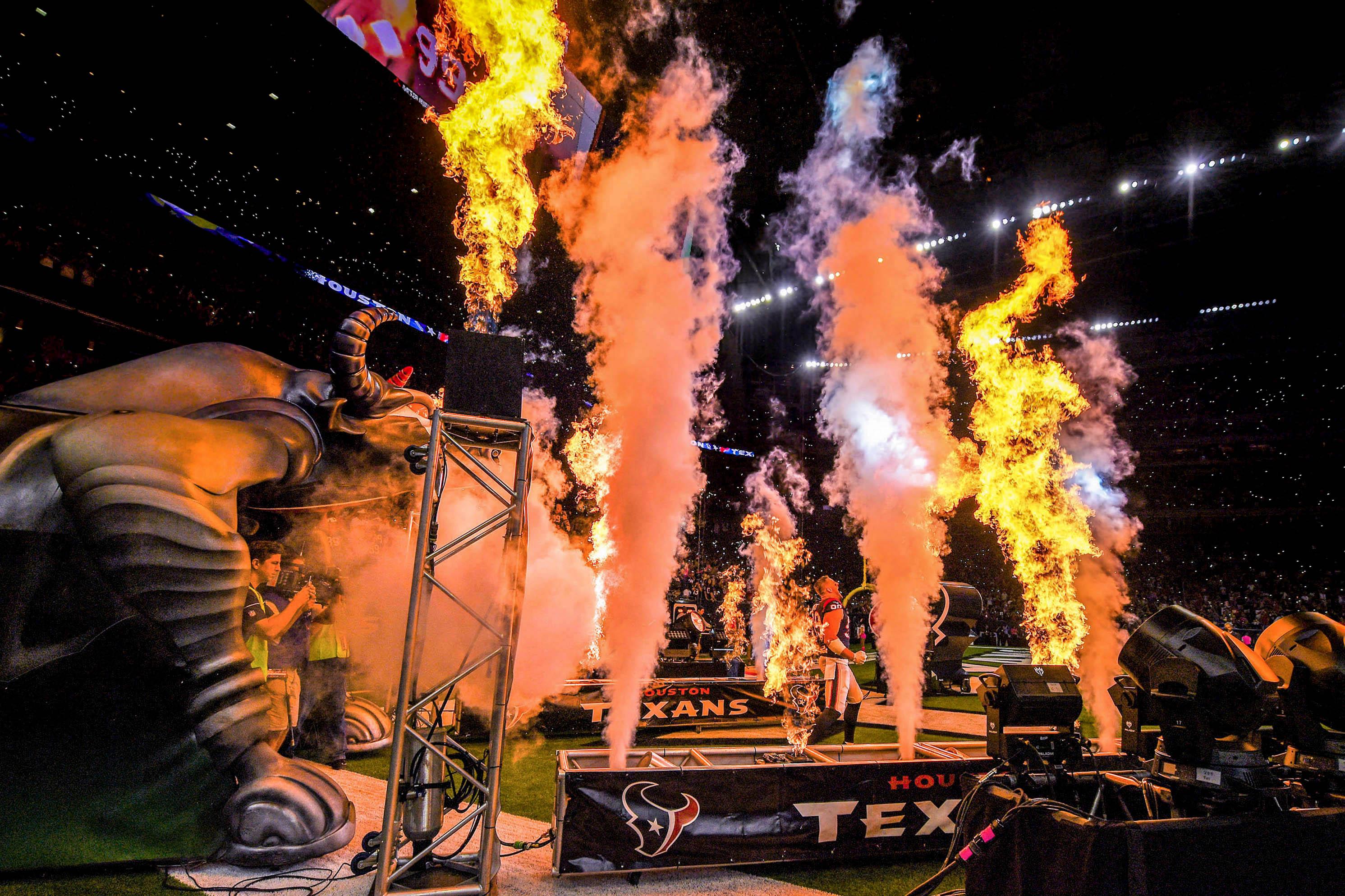 NFL: Kansas City Chiefs at Houston Texans