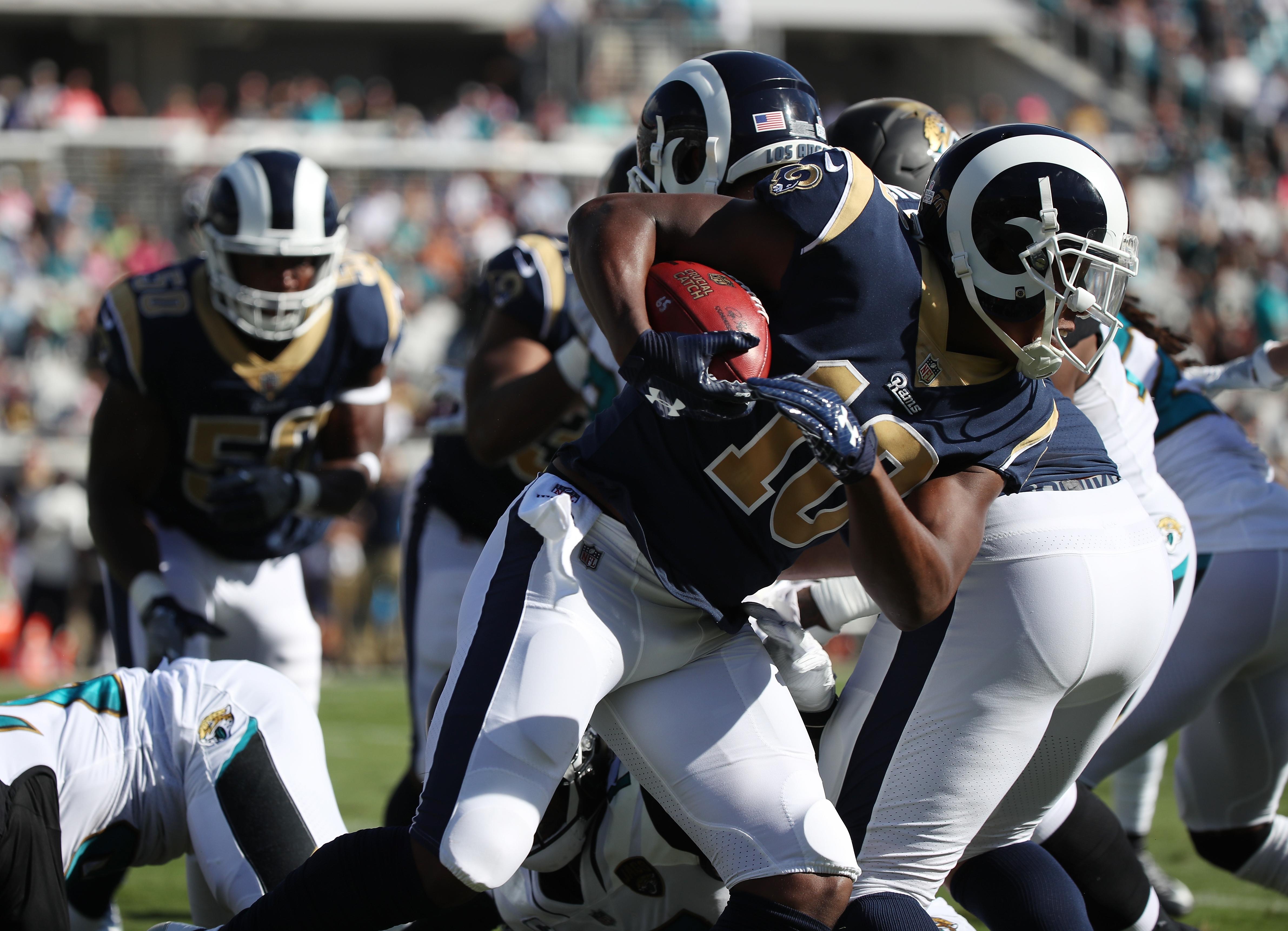 Los Angeles Rams vJacksonville Jaguars
