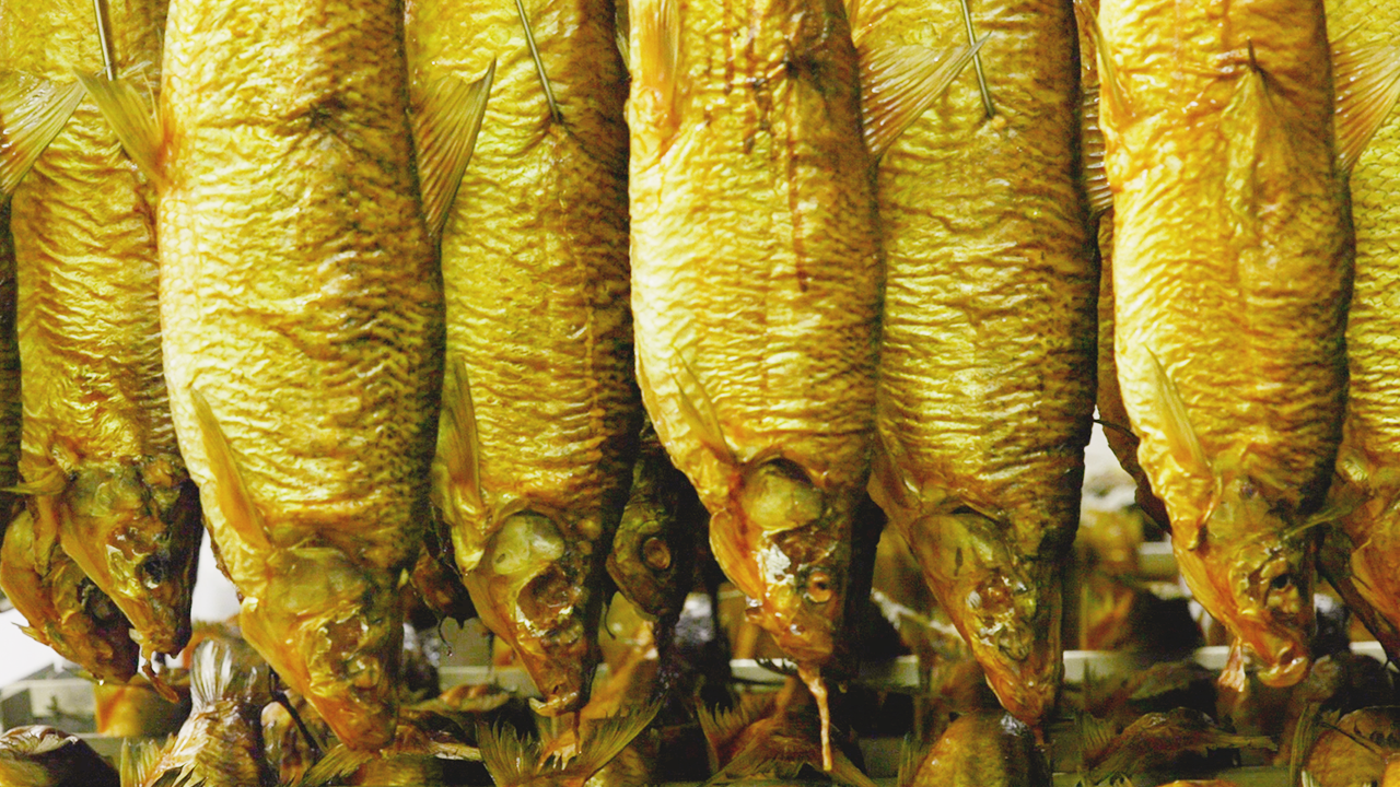 What the critics are saying about anthony bourdain s food for Acme smoked fish