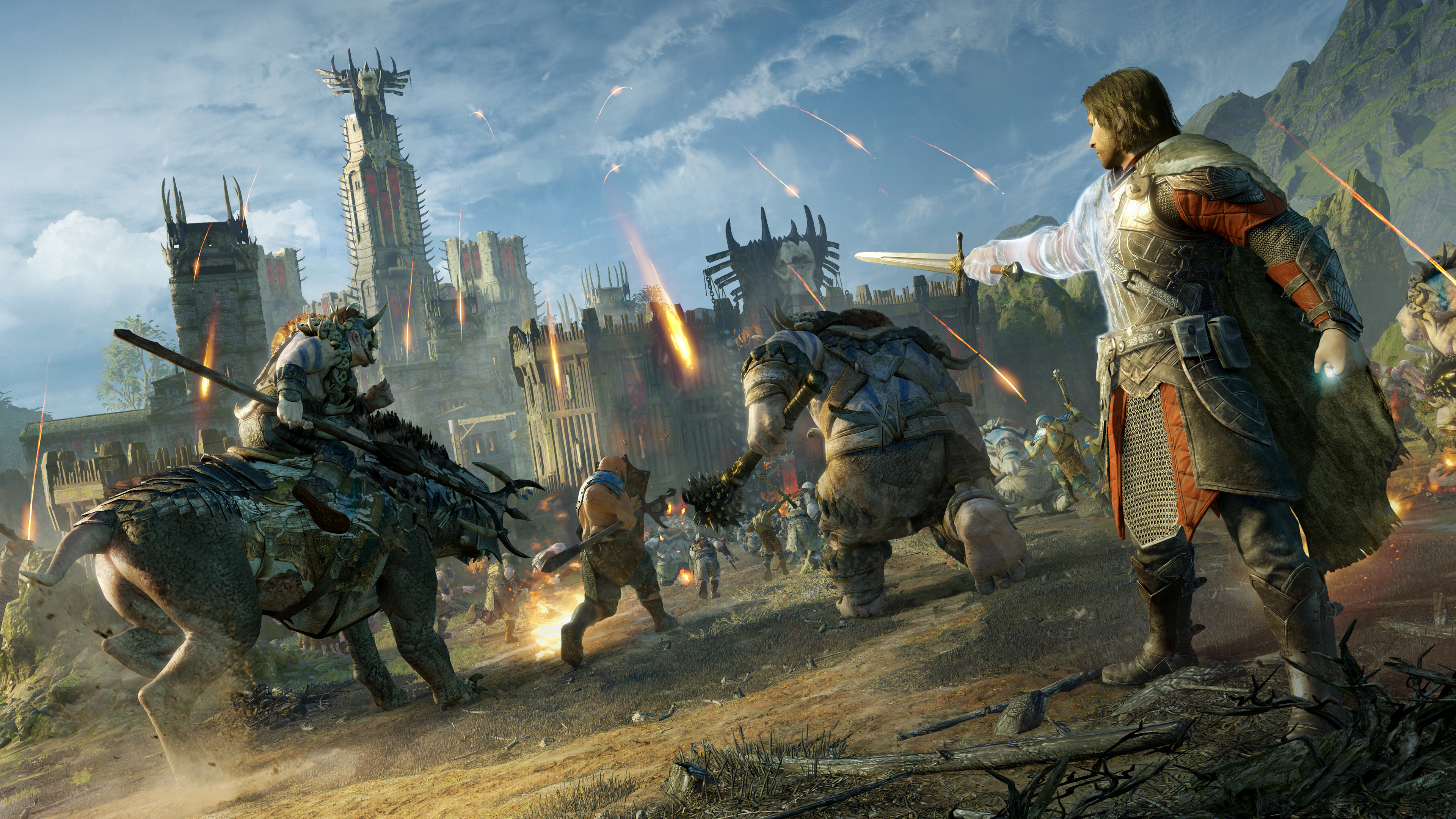 Don't spend a cent in Middle-earth: Shadow of War's marketplace
