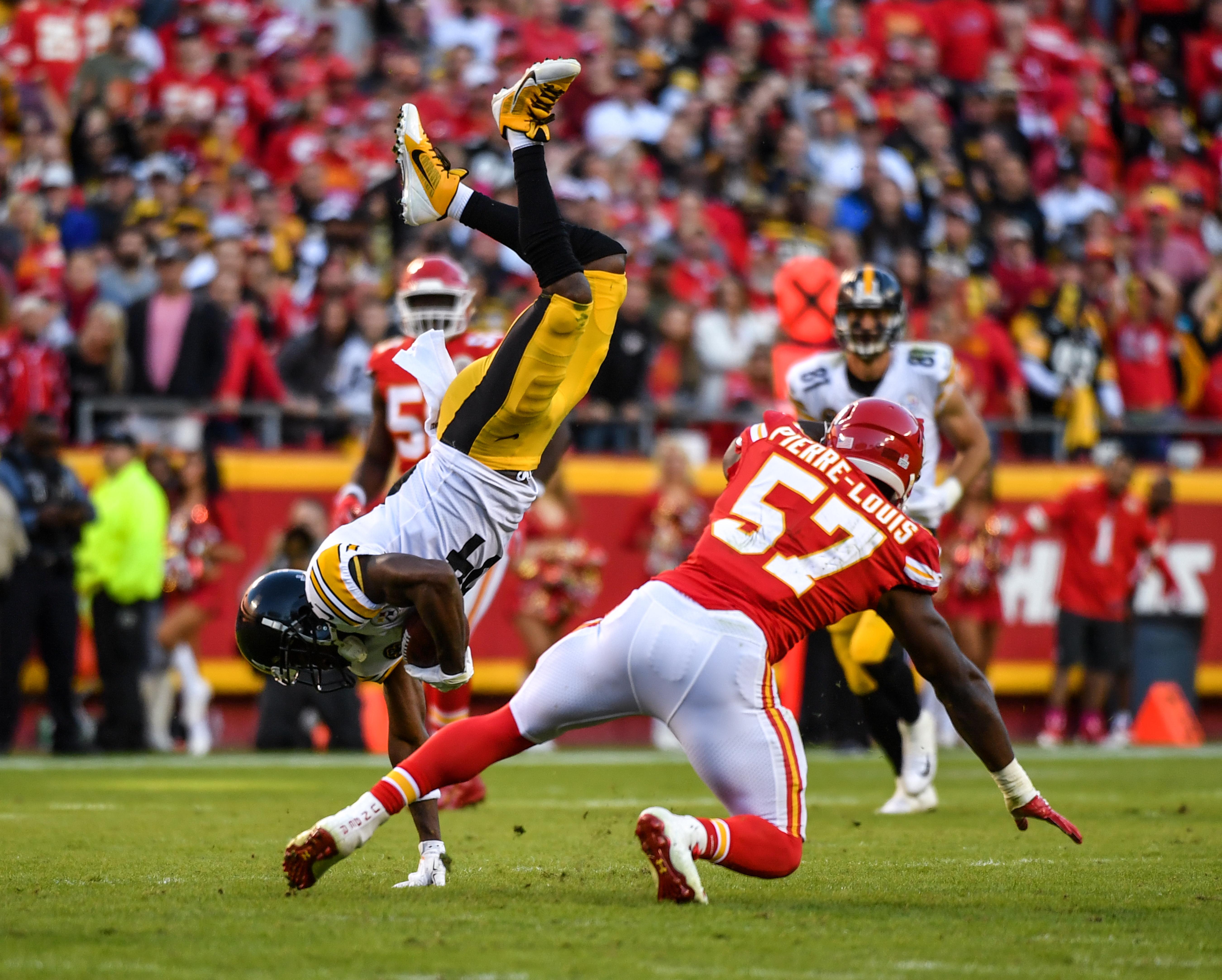 Pittsburgh Steelers v Kansas City Chiefs