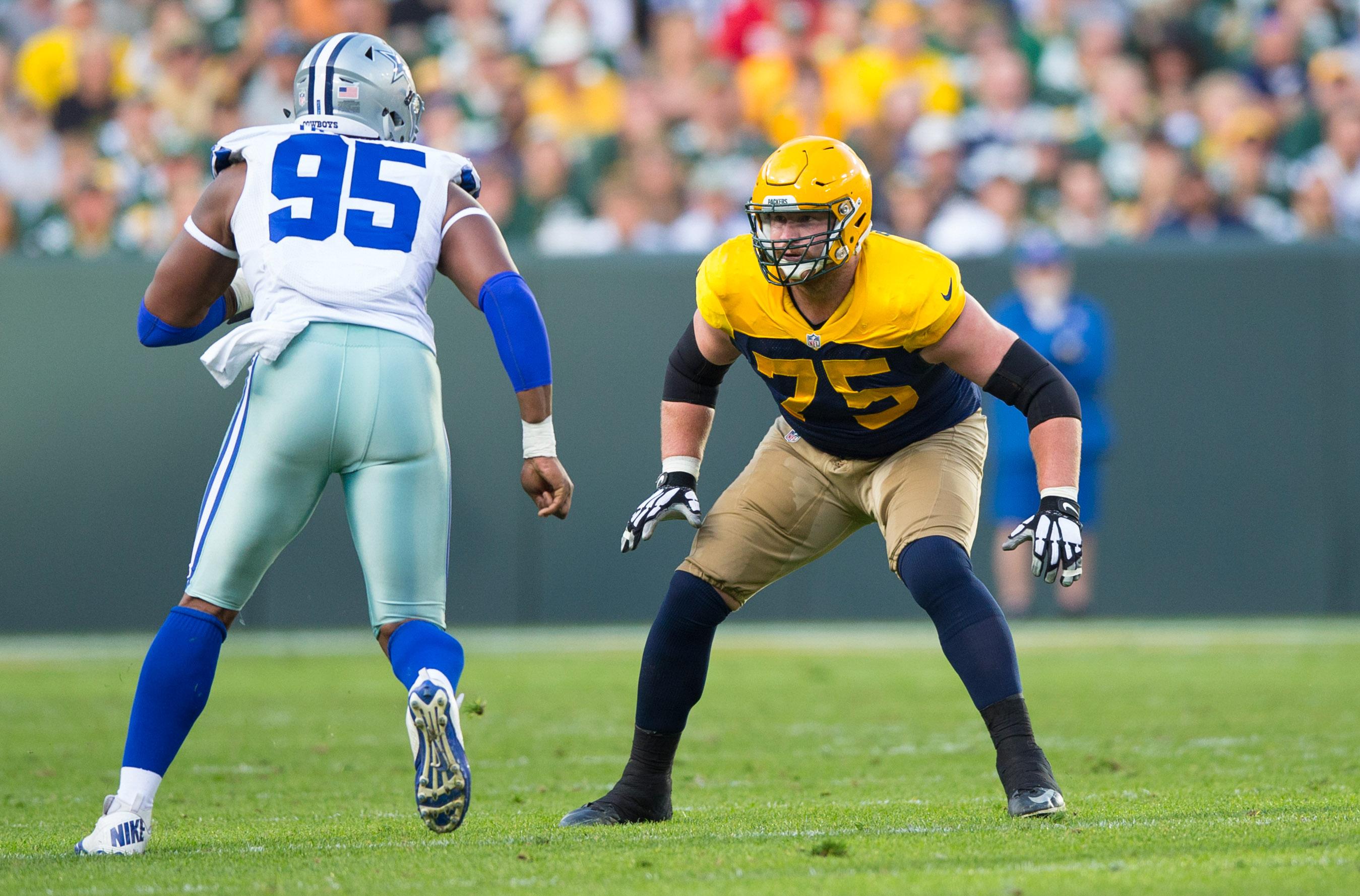 NFL: Dallas Cowboys at Green Bay Packers
