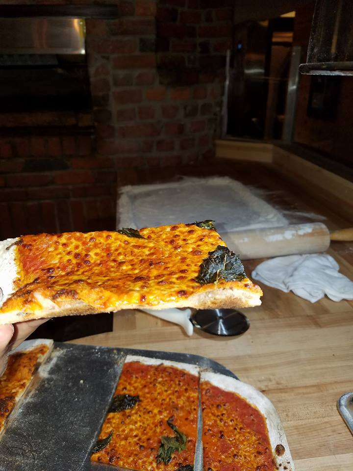 Pizza at Figs