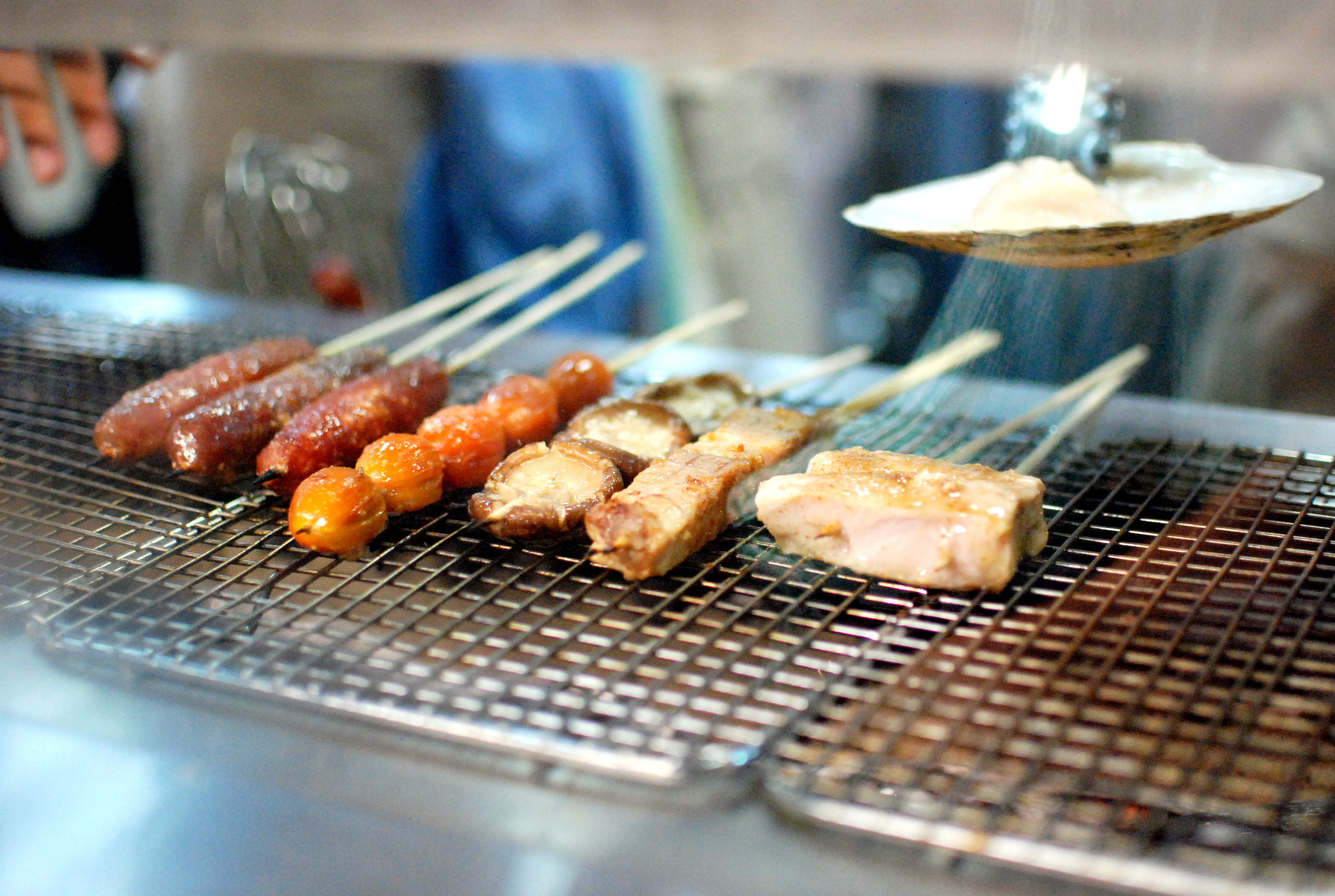 Monterey Park Is the Chinese Skewers Capital of America, and More from SGV