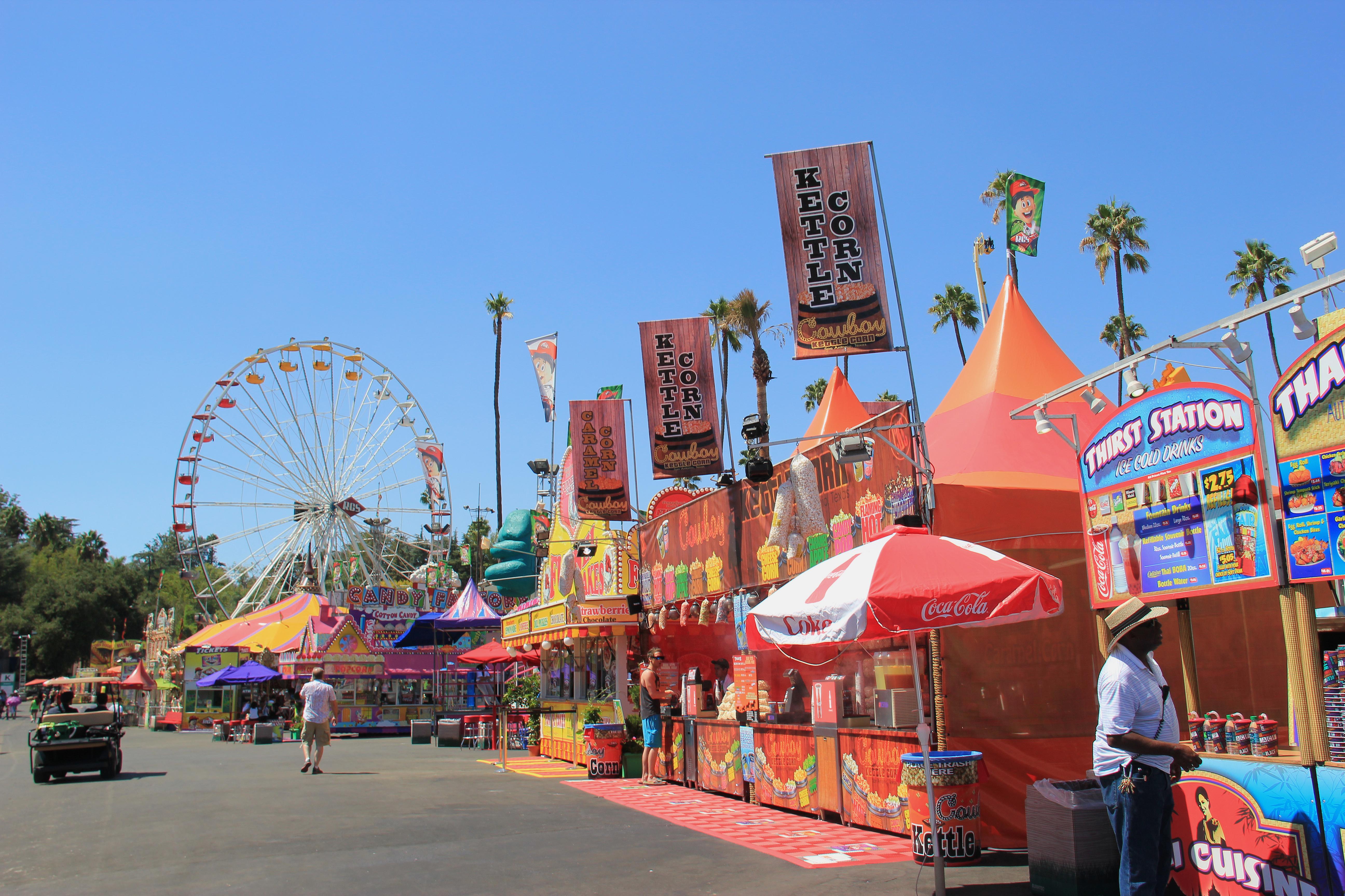Vendros at LA County Fair