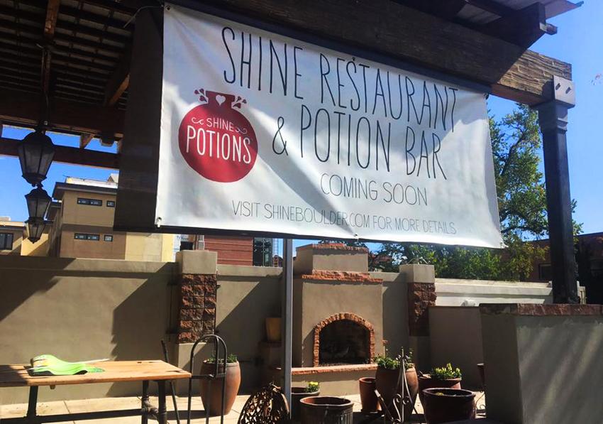Shine Restaurant & Potion Bar