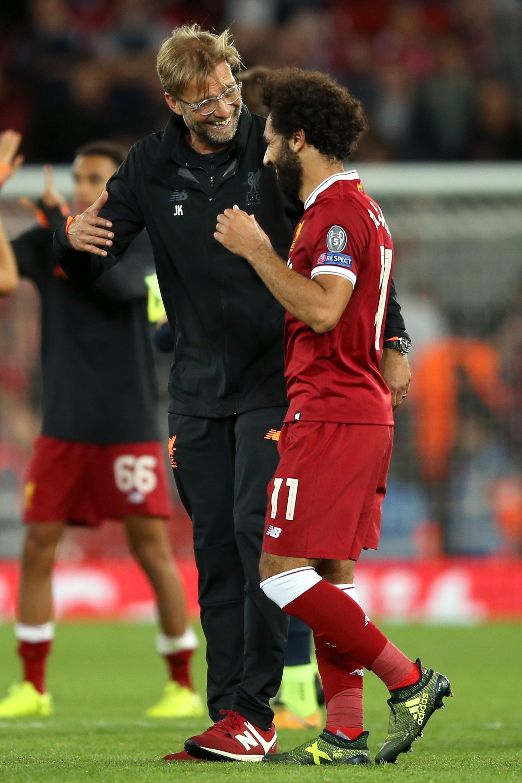 Liverpool FC v 1899 Hoffenheim - UEFA Champions League Qualifying Play-Offs Round: Second Leg