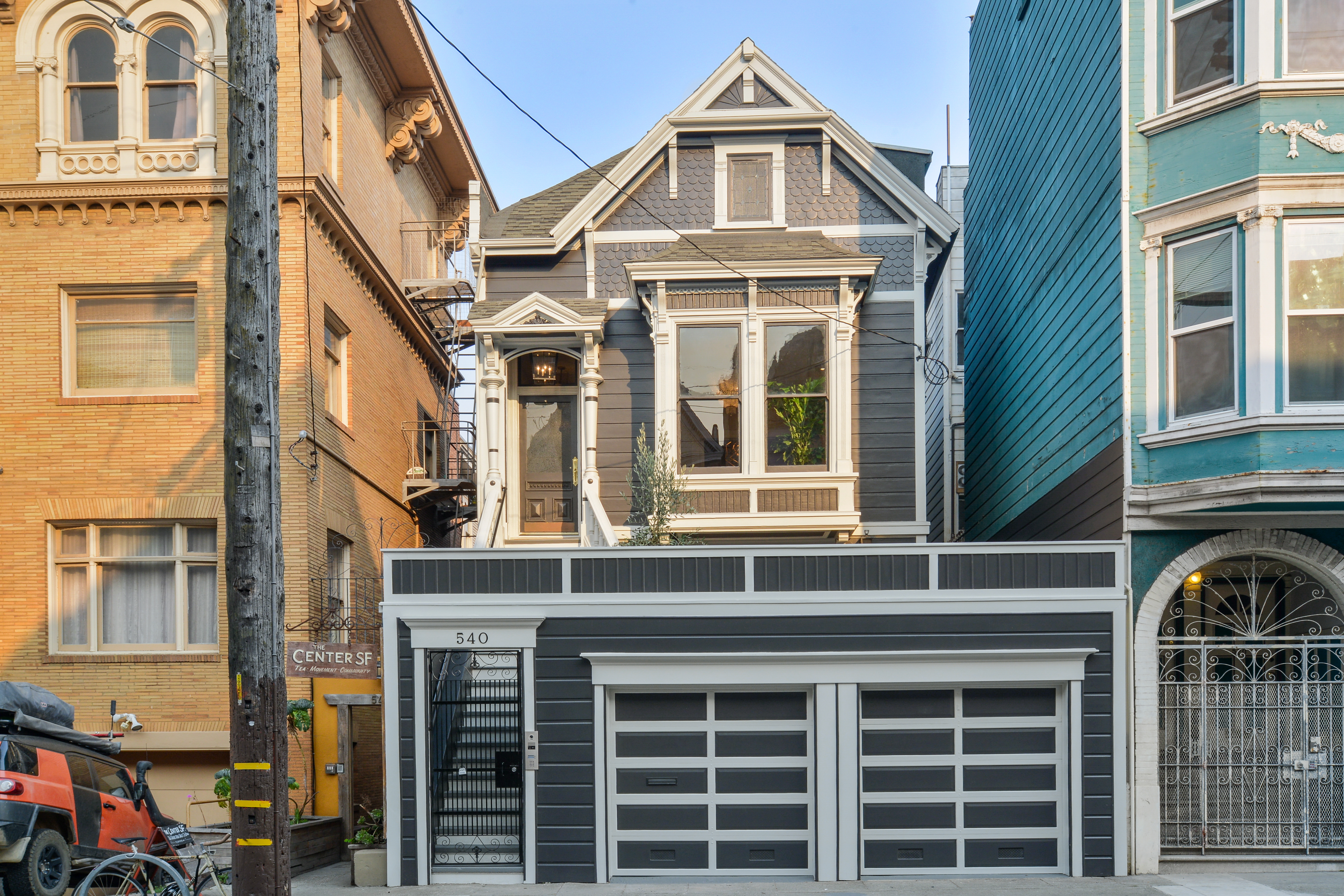Renovated Lower Haight Victorian Seeks $3.5 Million Amazing Pictures