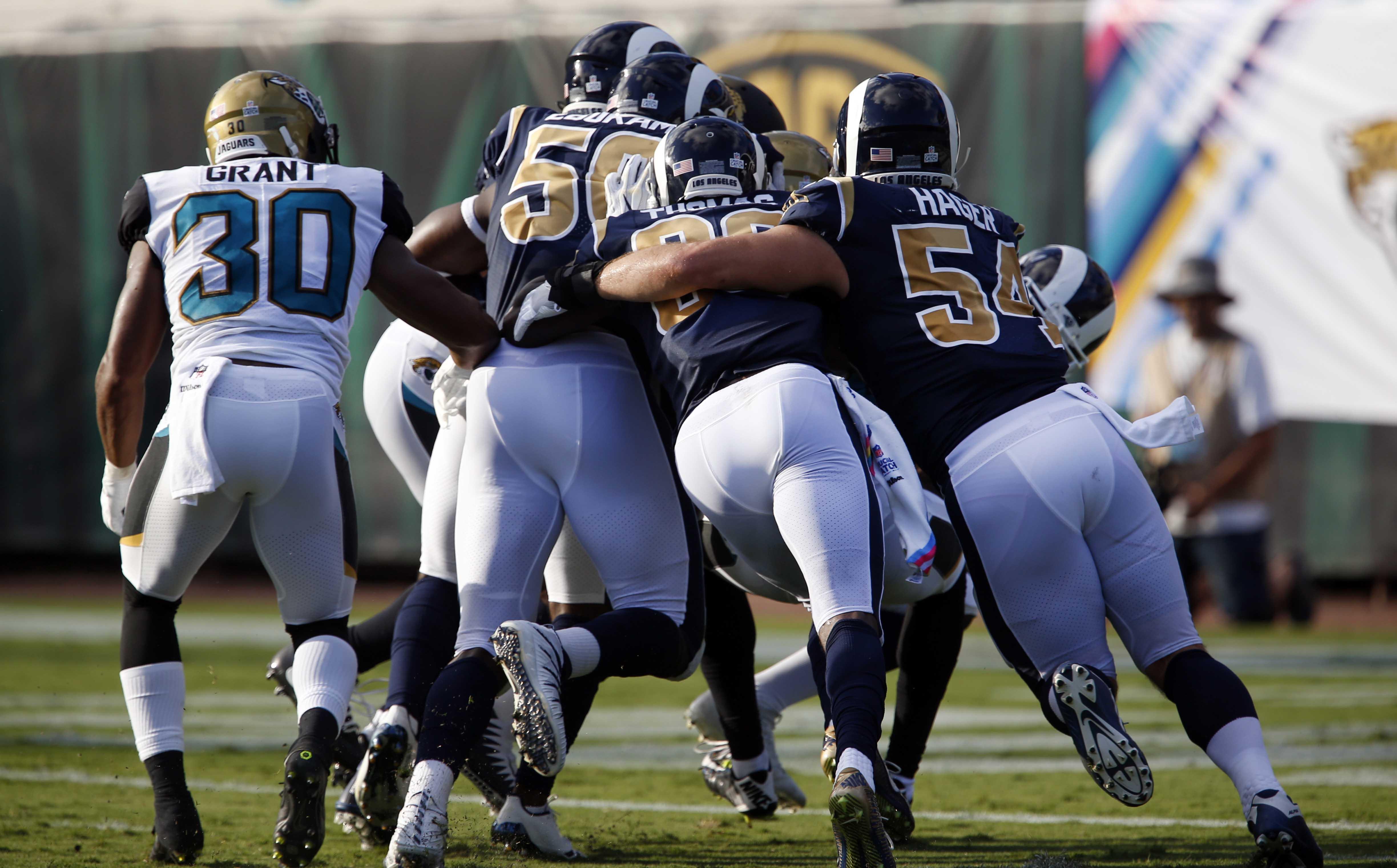Los Angeles Rams at Jacksonville Jaguars